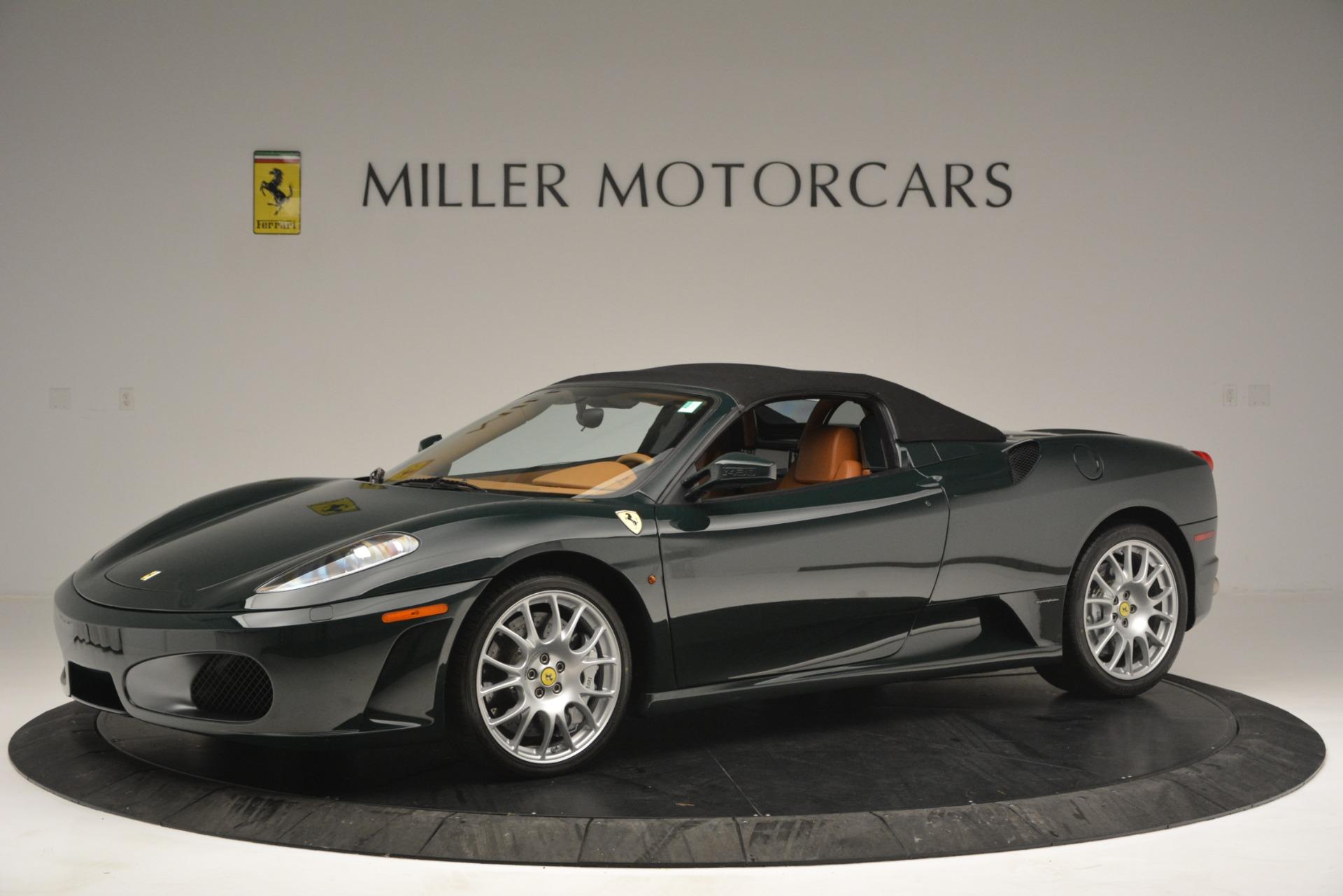 Used 2005 Ferrari F430 Spider For Sale In Greenwich, CT. Alfa Romeo of Greenwich, 4522 2771_p14