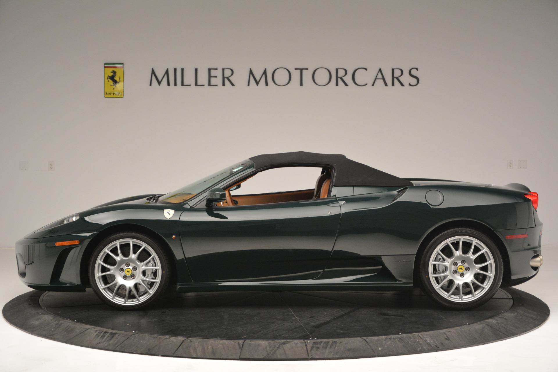 Used 2005 Ferrari F430 Spider For Sale In Greenwich, CT. Alfa Romeo of Greenwich, 4522 2771_p15