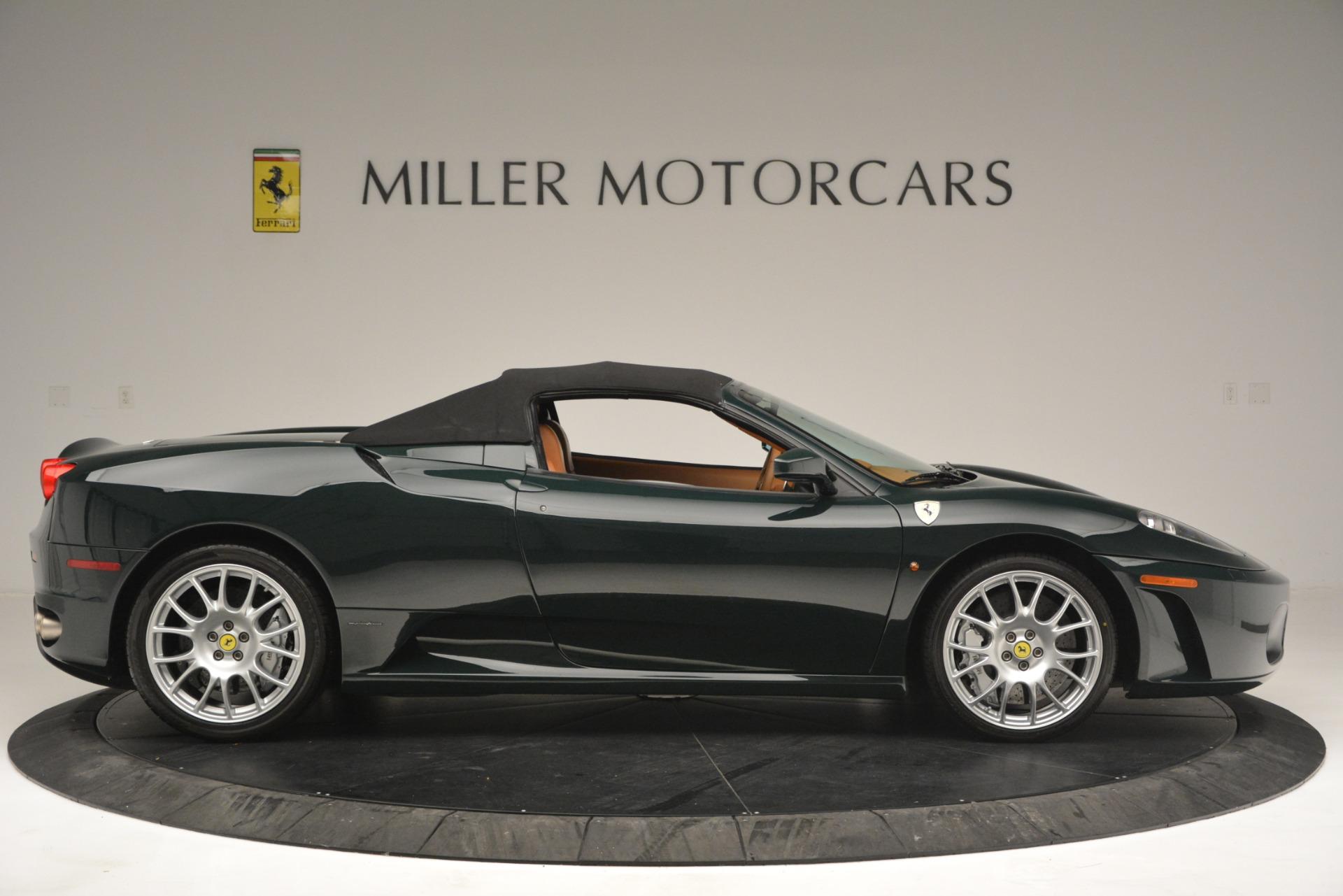 Used 2005 Ferrari F430 Spider For Sale In Greenwich, CT. Alfa Romeo of Greenwich, 4522 2771_p21