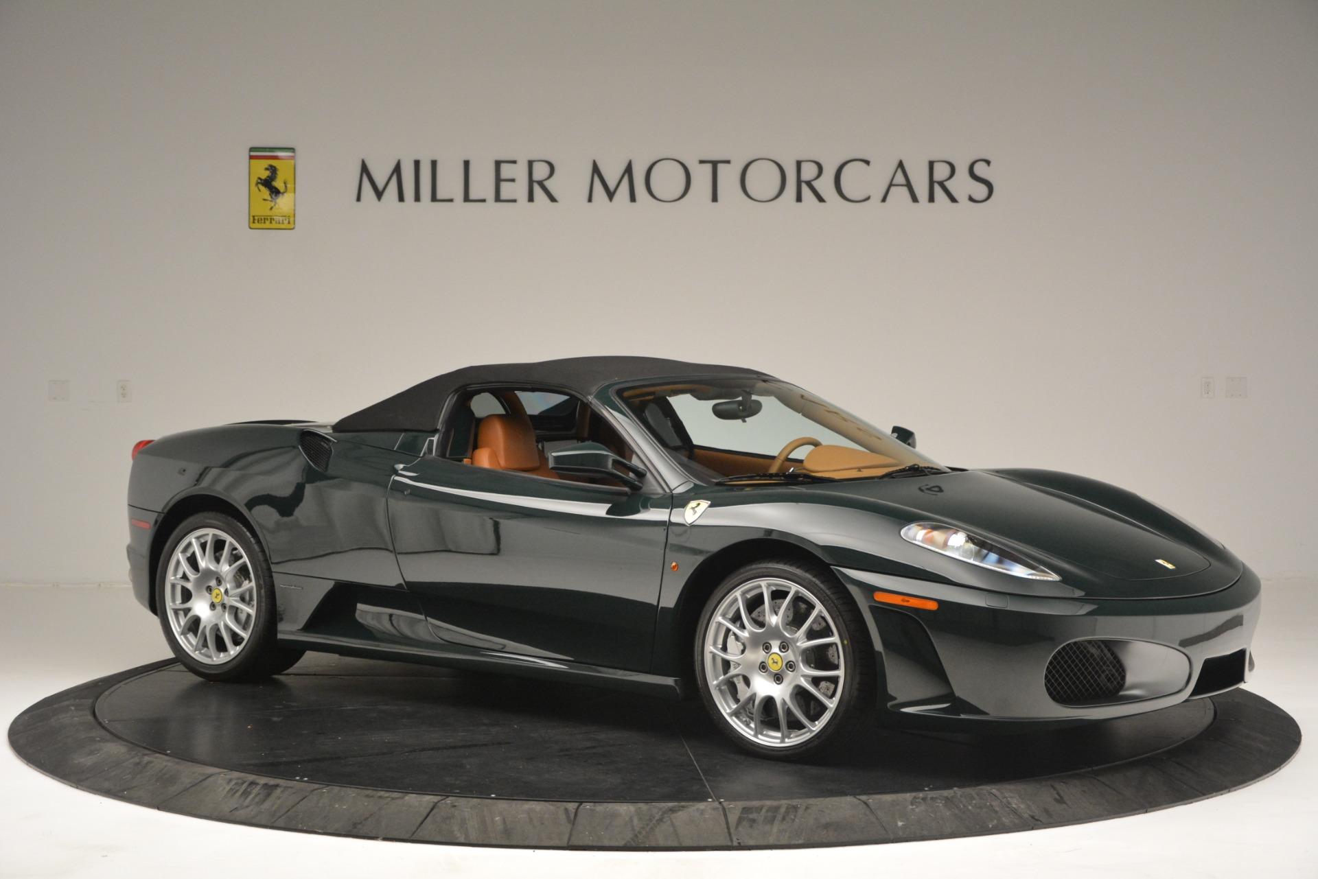 Used 2005 Ferrari F430 Spider For Sale In Greenwich, CT. Alfa Romeo of Greenwich, 4522 2771_p22
