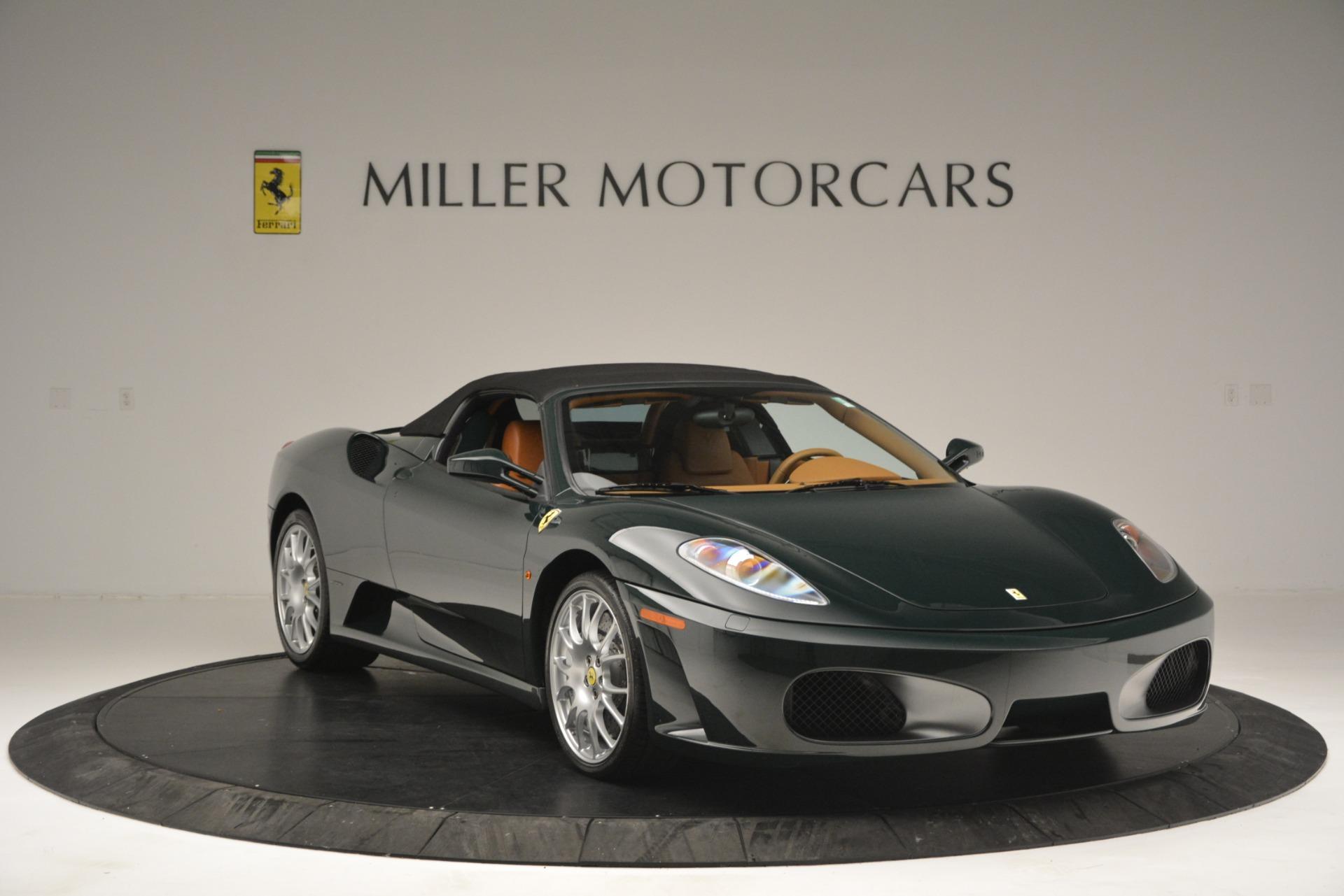 Used 2005 Ferrari F430 Spider For Sale In Greenwich, CT. Alfa Romeo of Greenwich, 4522 2771_p23