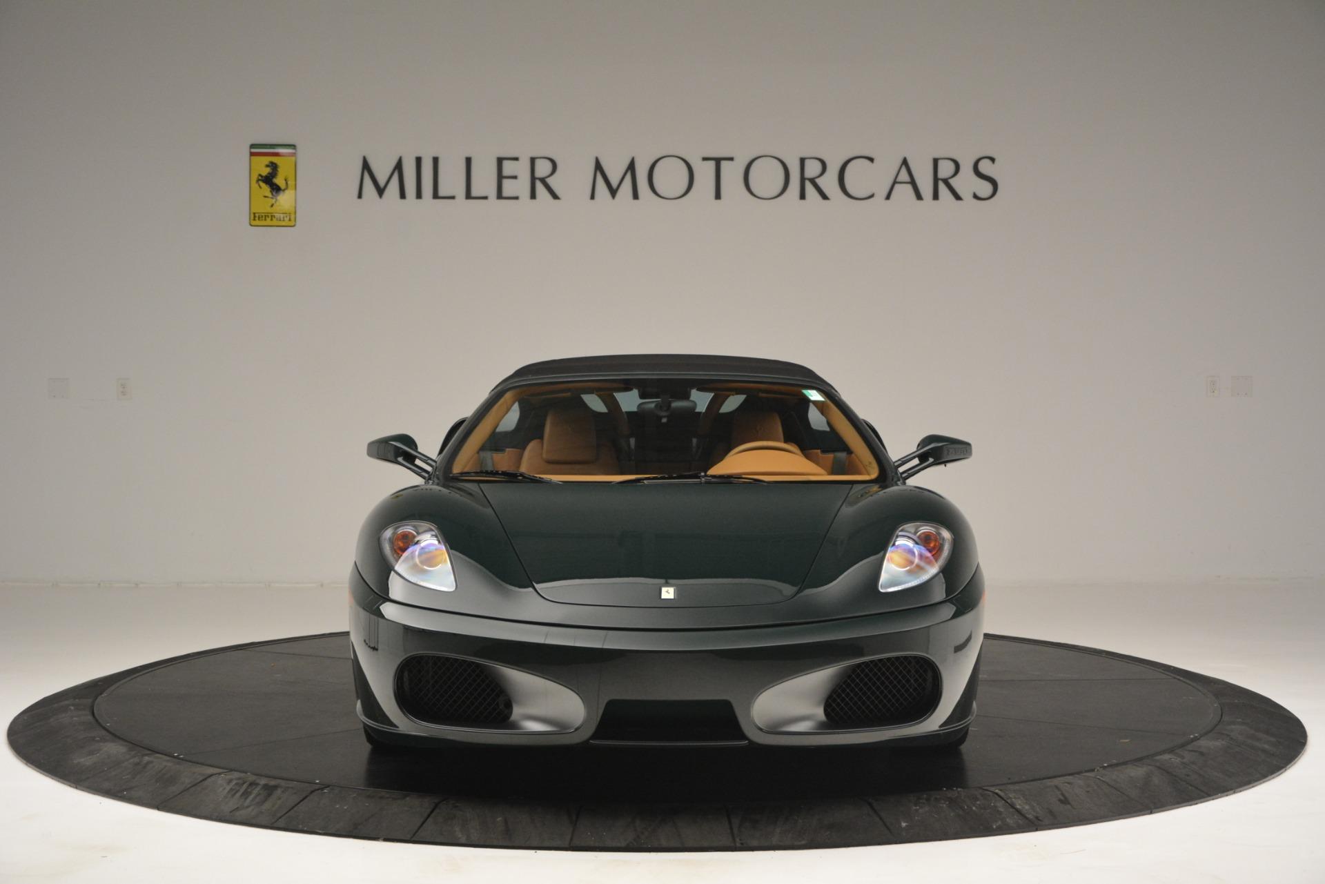 Used 2005 Ferrari F430 Spider For Sale In Greenwich, CT. Alfa Romeo of Greenwich, 4522 2771_p24