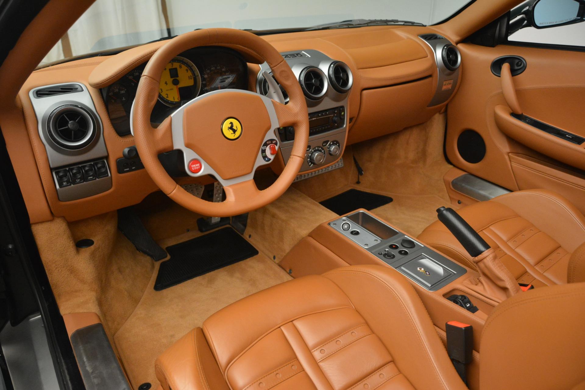 Used 2005 Ferrari F430 Spider For Sale In Greenwich, CT. Alfa Romeo of Greenwich, 4522 2771_p25