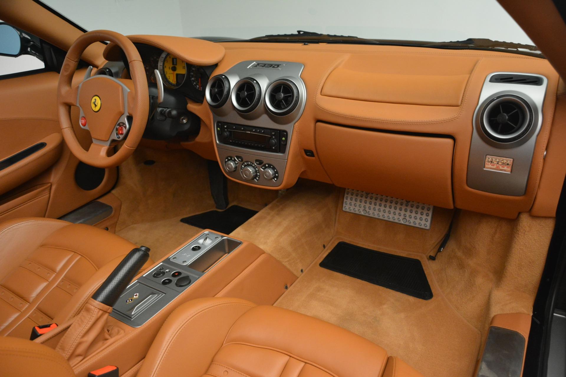 Used 2005 Ferrari F430 Spider For Sale In Greenwich, CT. Alfa Romeo of Greenwich, 4522 2771_p29