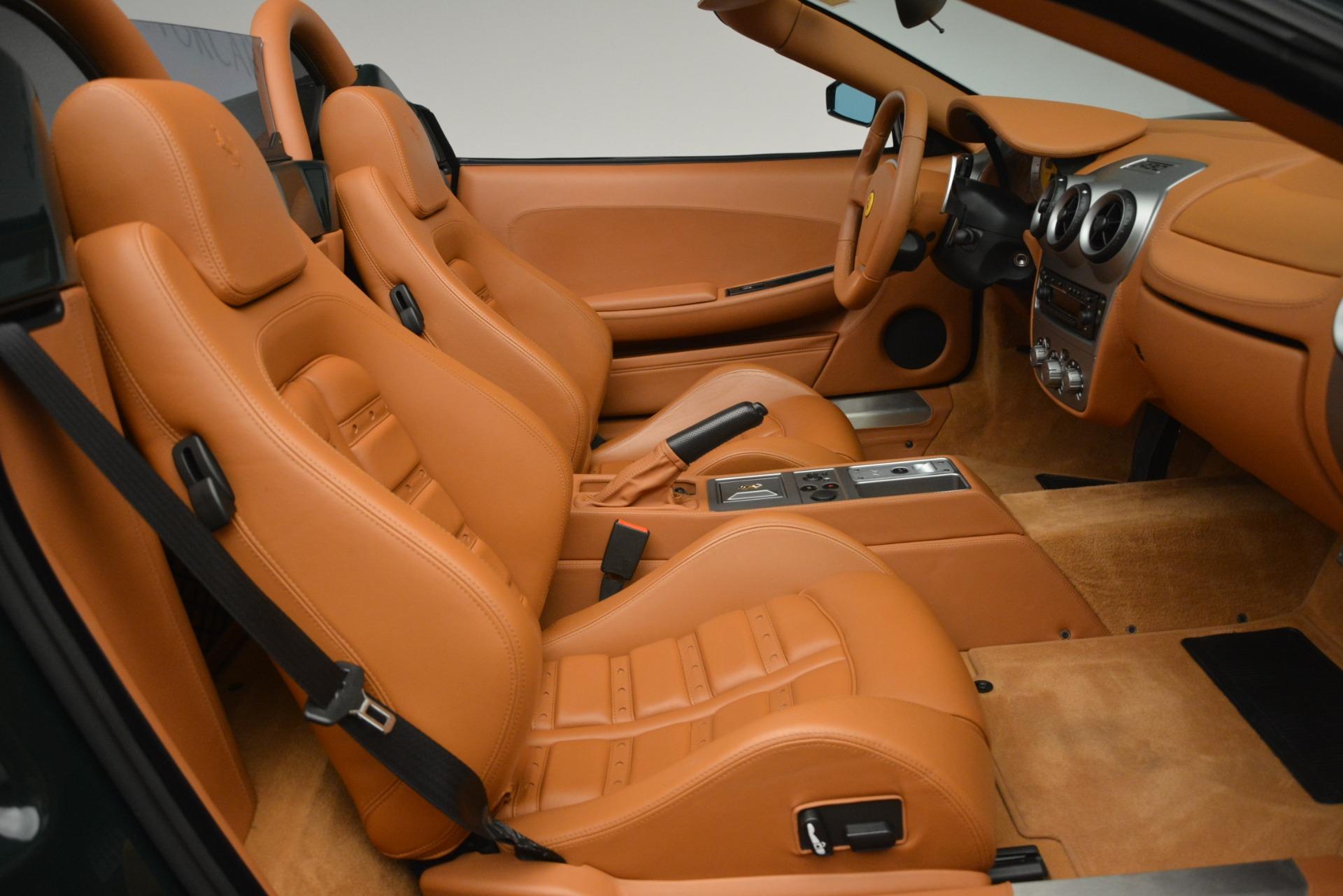 Used 2005 Ferrari F430 Spider For Sale In Greenwich, CT. Alfa Romeo of Greenwich, 4522 2771_p30