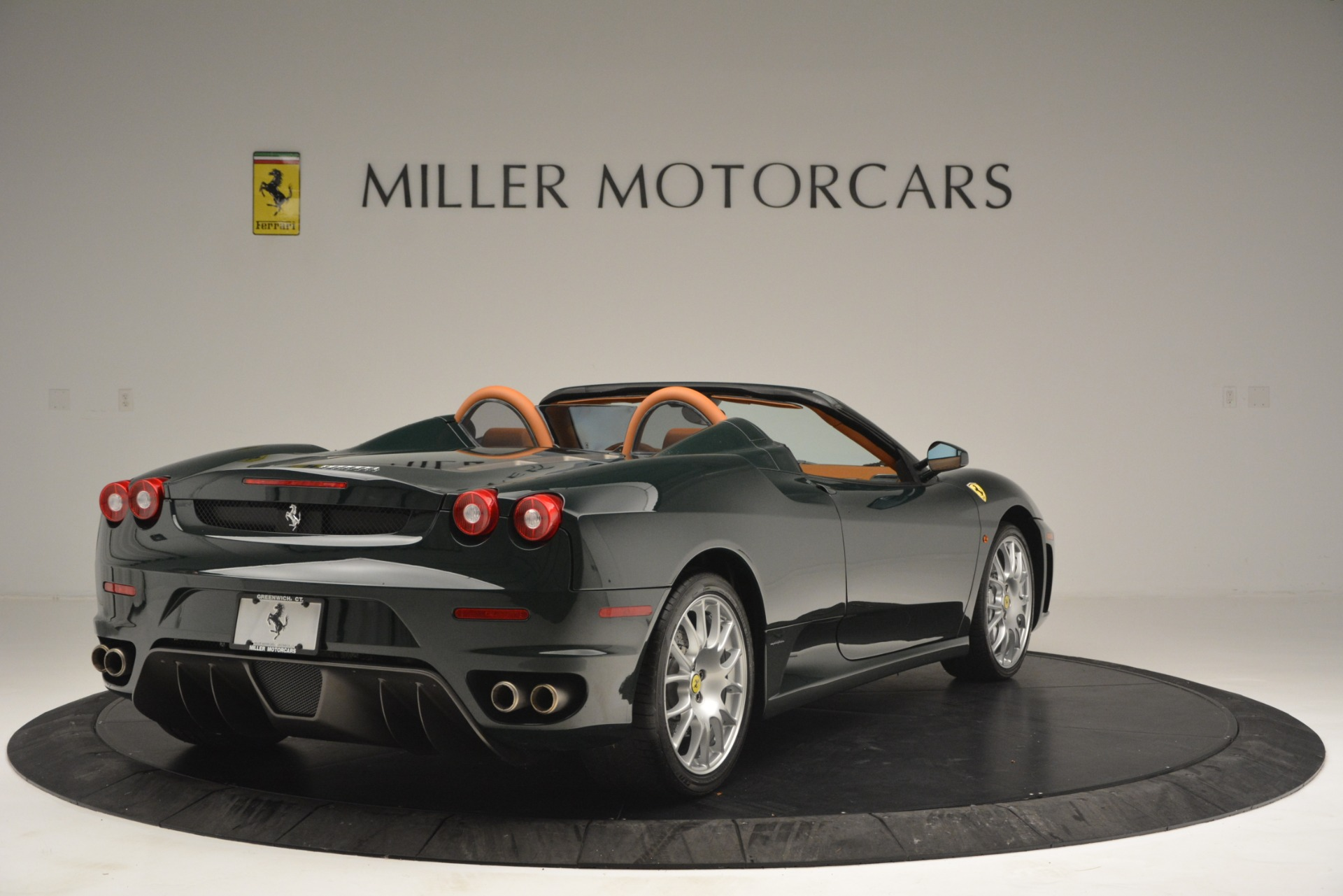 Used 2005 Ferrari F430 Spider For Sale In Greenwich, CT. Alfa Romeo of Greenwich, 4522 2771_p7