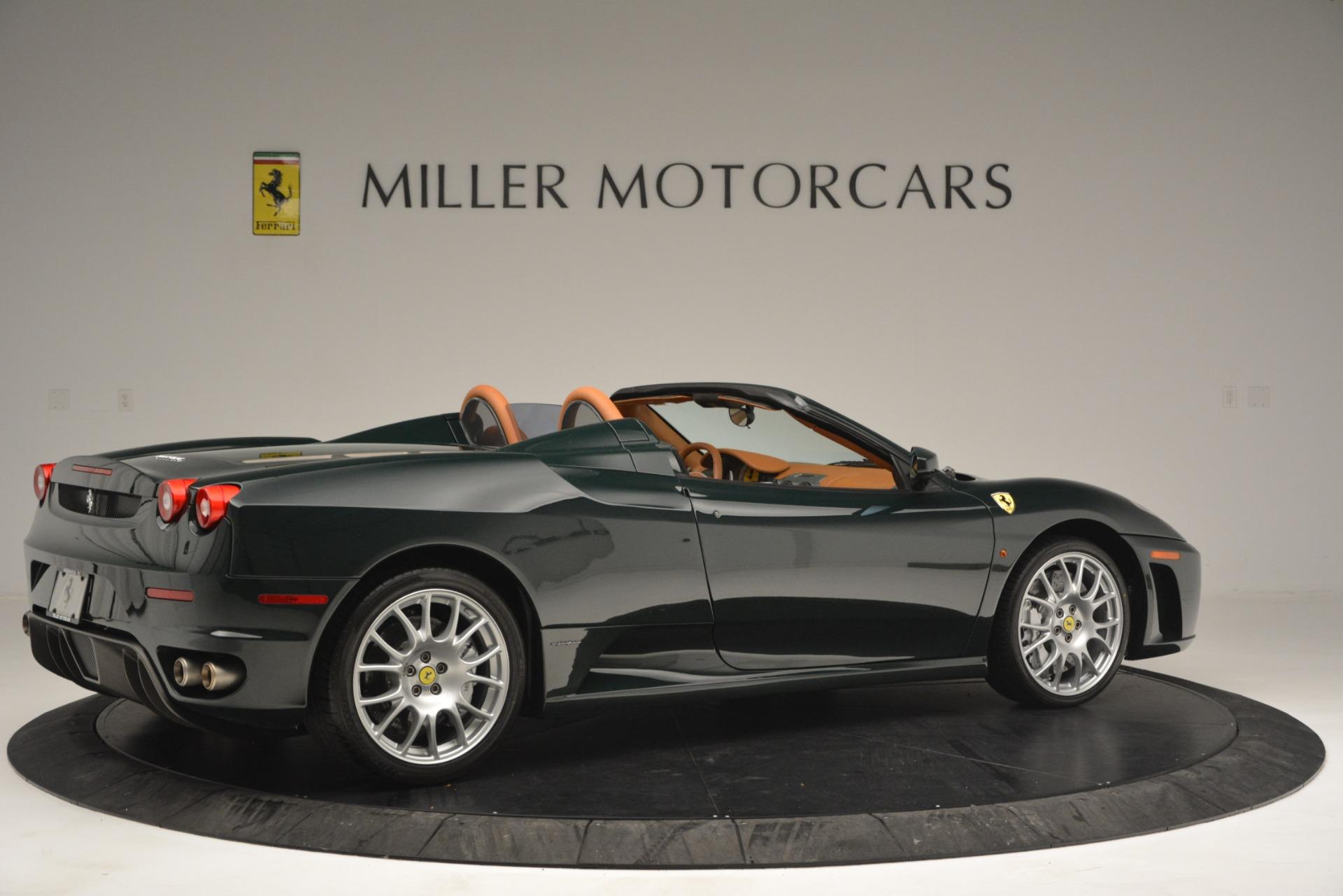 Used 2005 Ferrari F430 Spider For Sale In Greenwich, CT. Alfa Romeo of Greenwich, 4522 2771_p8