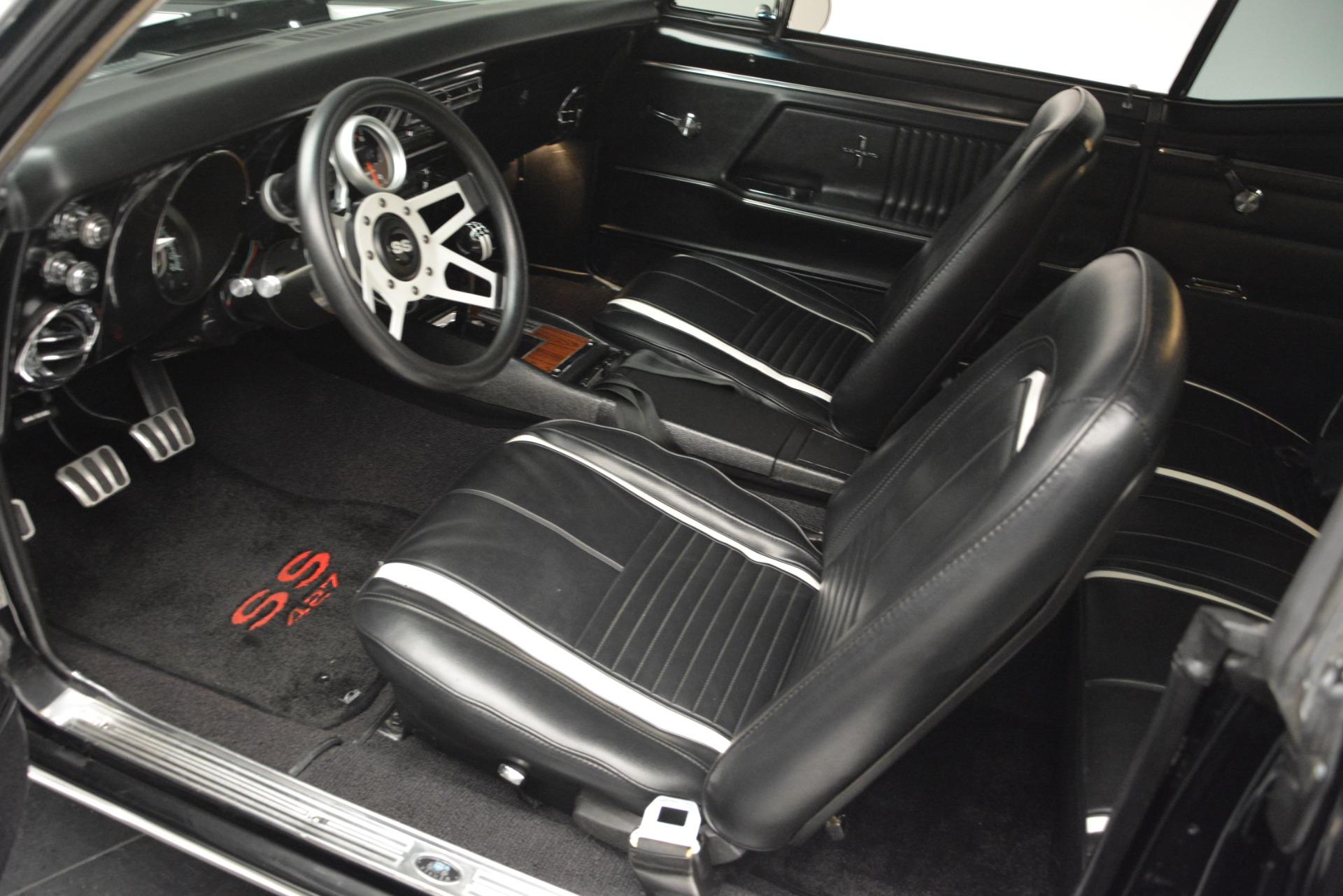 Used 1967 Chevrolet Camaro SS Tribute  For Sale In Greenwich, CT. Alfa Romeo of Greenwich, 7446 2775_p16