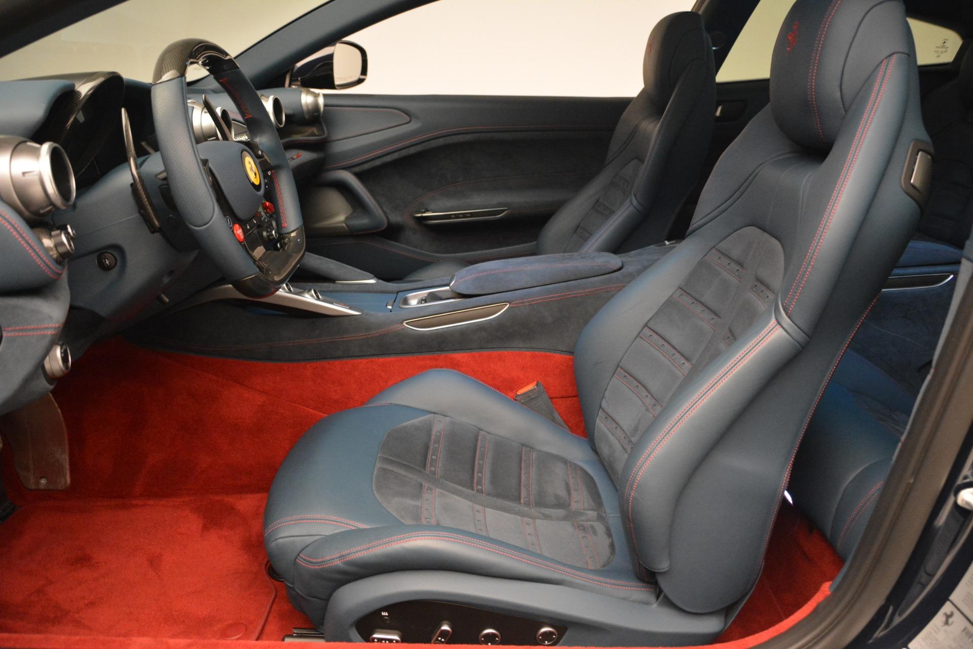 Used 2018 Ferrari GTC4Lusso  For Sale In Greenwich, CT. Alfa Romeo of Greenwich, 4523 2777_p14
