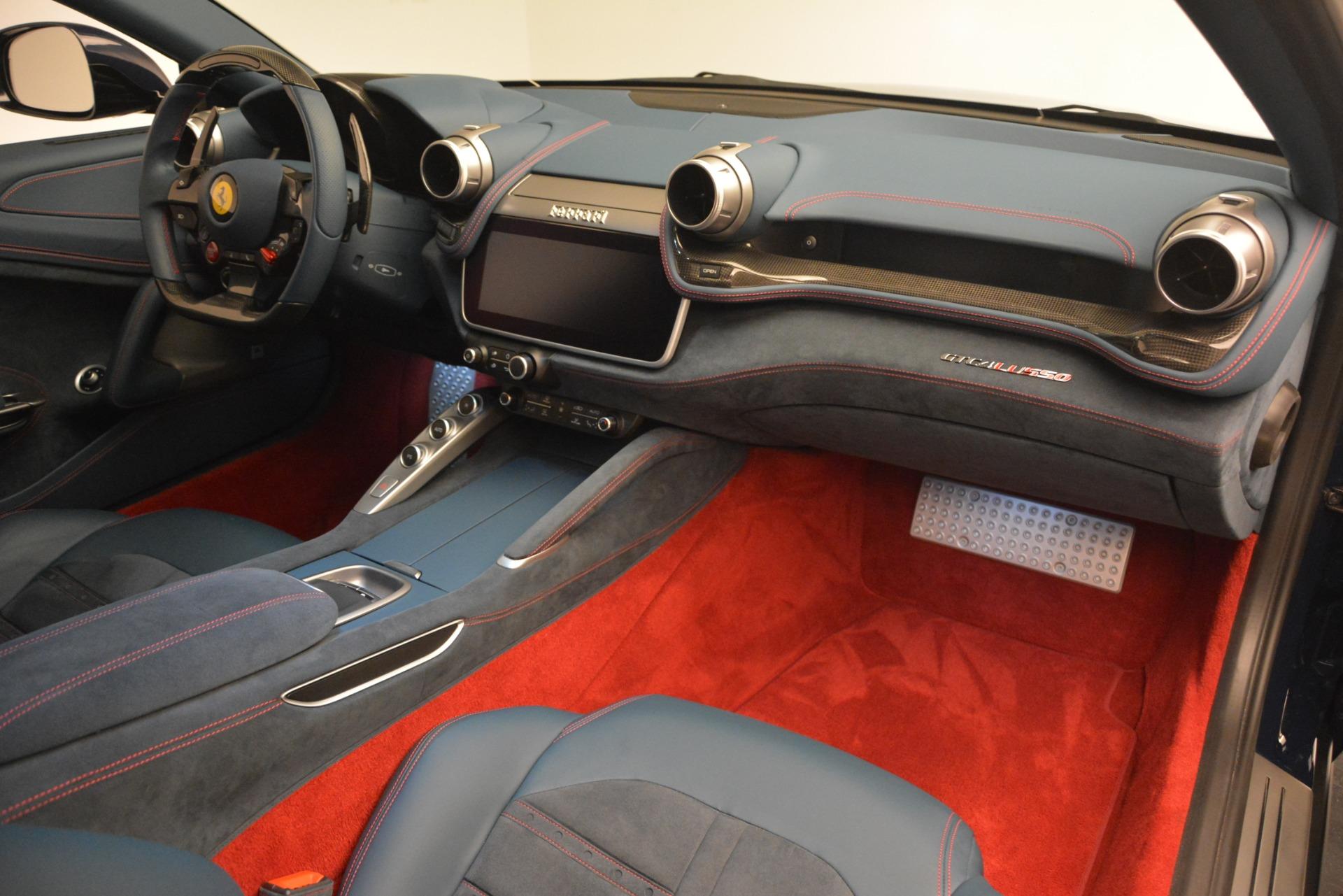 Used 2018 Ferrari GTC4Lusso  For Sale In Greenwich, CT. Alfa Romeo of Greenwich, 4523 2777_p18