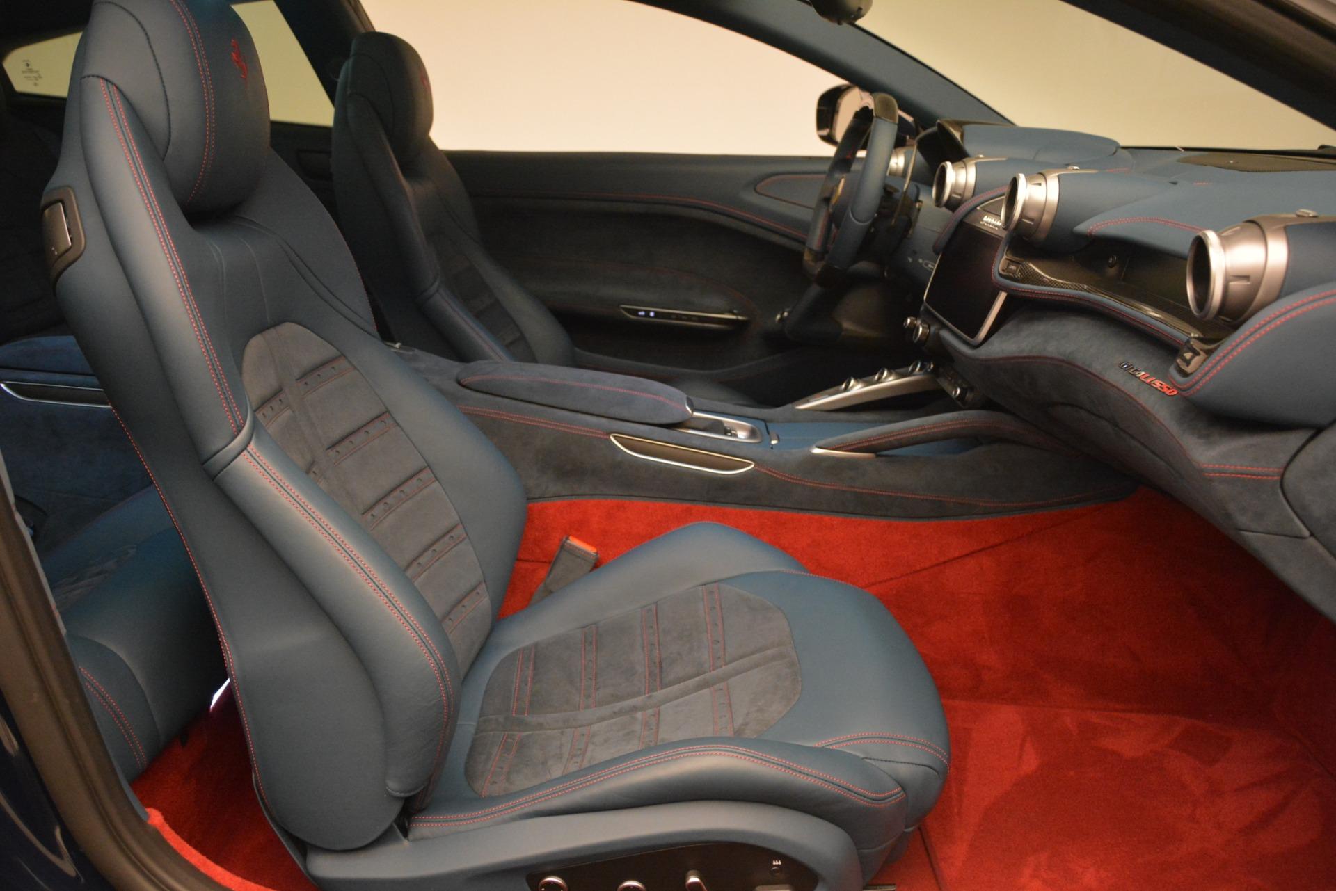 Used 2018 Ferrari GTC4Lusso  For Sale In Greenwich, CT. Alfa Romeo of Greenwich, 4523 2777_p19
