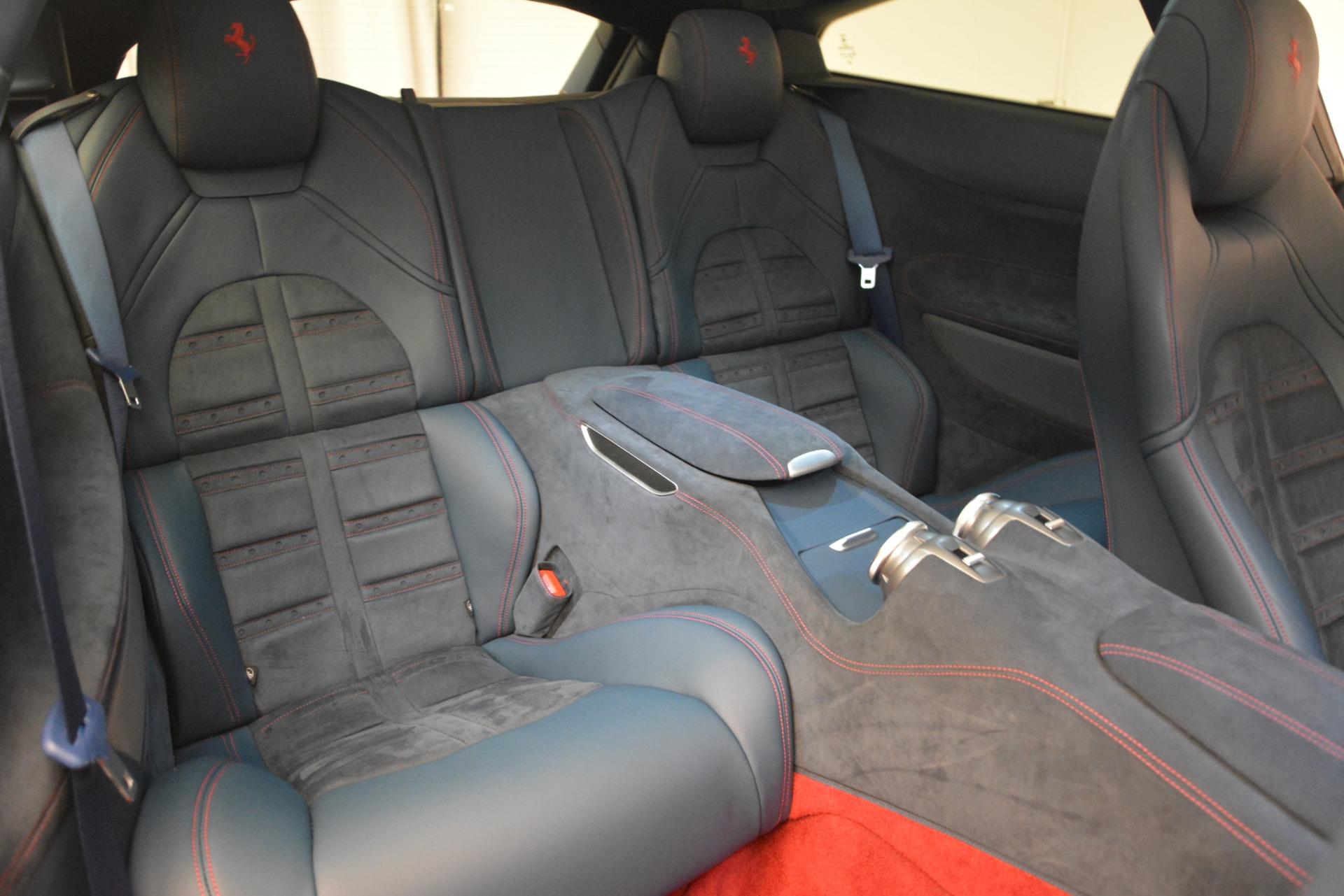 Used 2018 Ferrari GTC4Lusso  For Sale In Greenwich, CT. Alfa Romeo of Greenwich, 4523 2777_p21