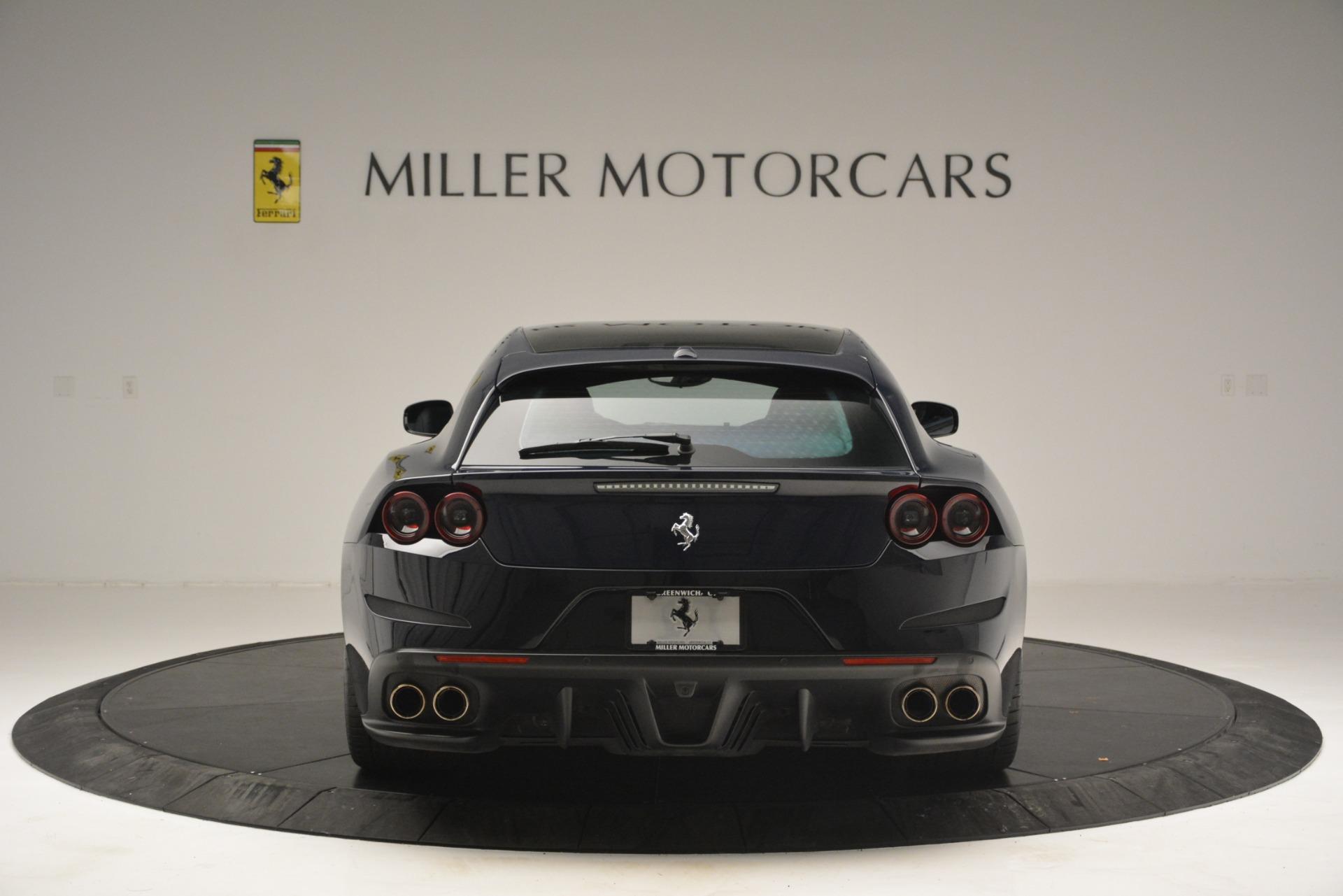 Used 2018 Ferrari GTC4Lusso  For Sale In Greenwich, CT. Alfa Romeo of Greenwich, 4523 2777_p6