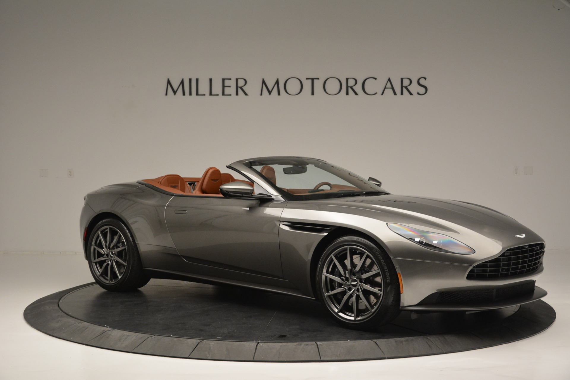 Used 2019 Aston Martin DB11 V8 Convertible For Sale In Greenwich, CT. Alfa Romeo of Greenwich, A1297B 2779_p10
