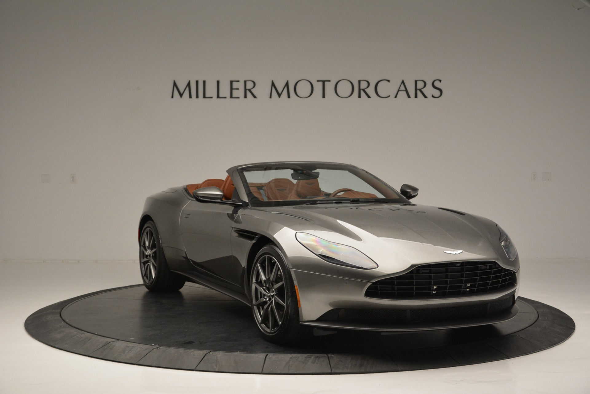Used 2019 Aston Martin DB11 V8 Convertible For Sale In Greenwich, CT. Alfa Romeo of Greenwich, A1297B 2779_p11