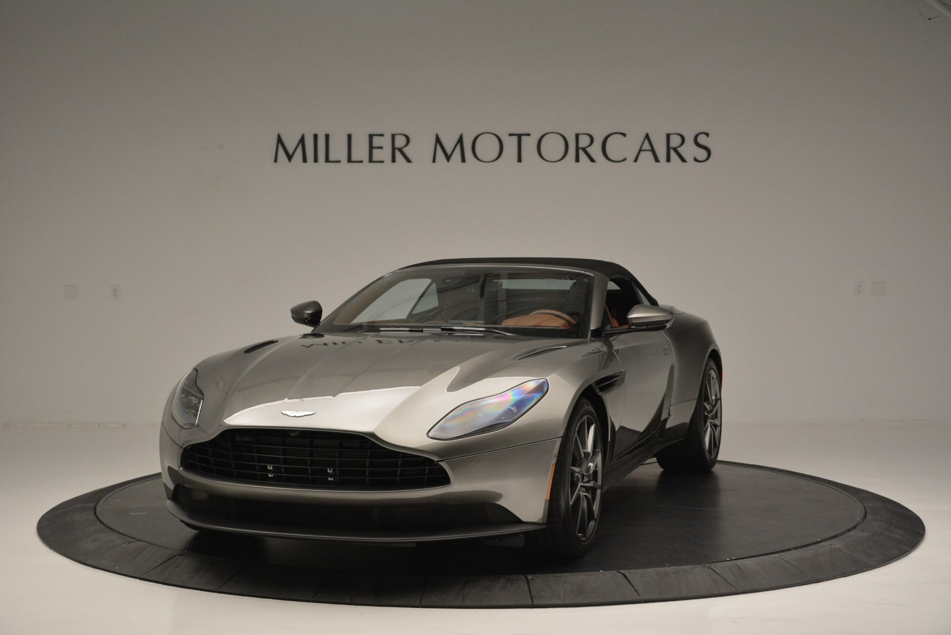 Used 2019 Aston Martin DB11 V8 Convertible For Sale In Greenwich, CT. Alfa Romeo of Greenwich, A1297B 2779_p13