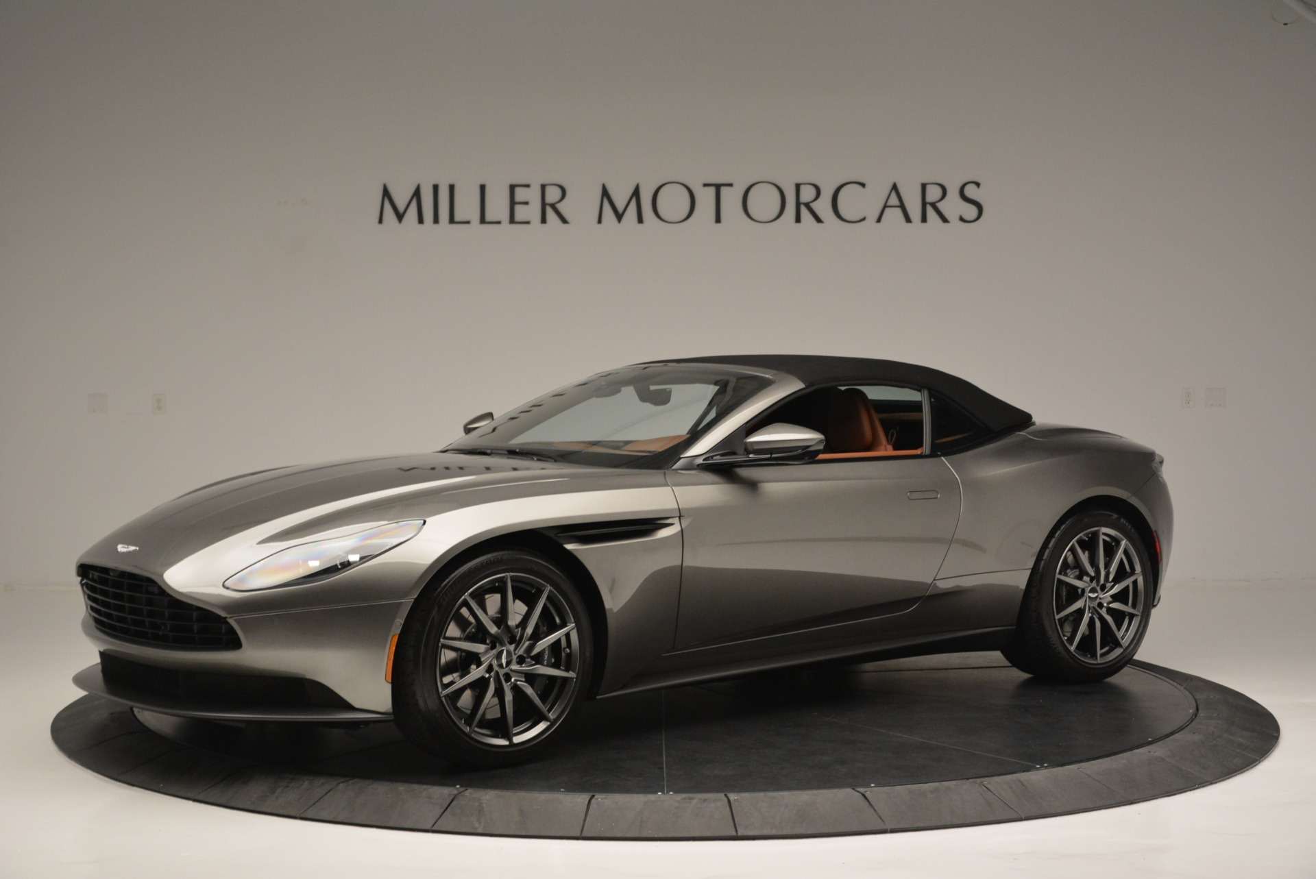 Used 2019 Aston Martin DB11 V8 Convertible For Sale In Greenwich, CT. Alfa Romeo of Greenwich, A1297B 2779_p14