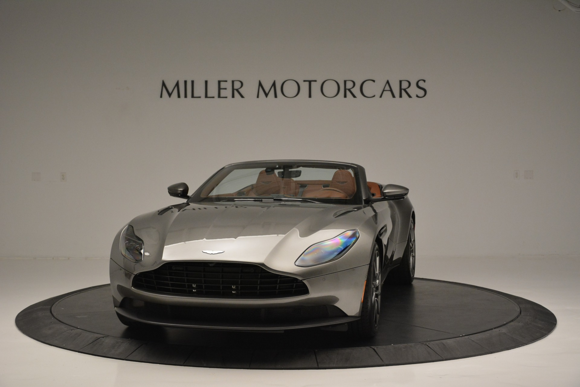 Used 2019 Aston Martin DB11 V8 Convertible For Sale In Greenwich, CT. Alfa Romeo of Greenwich, A1297B 2779_p2