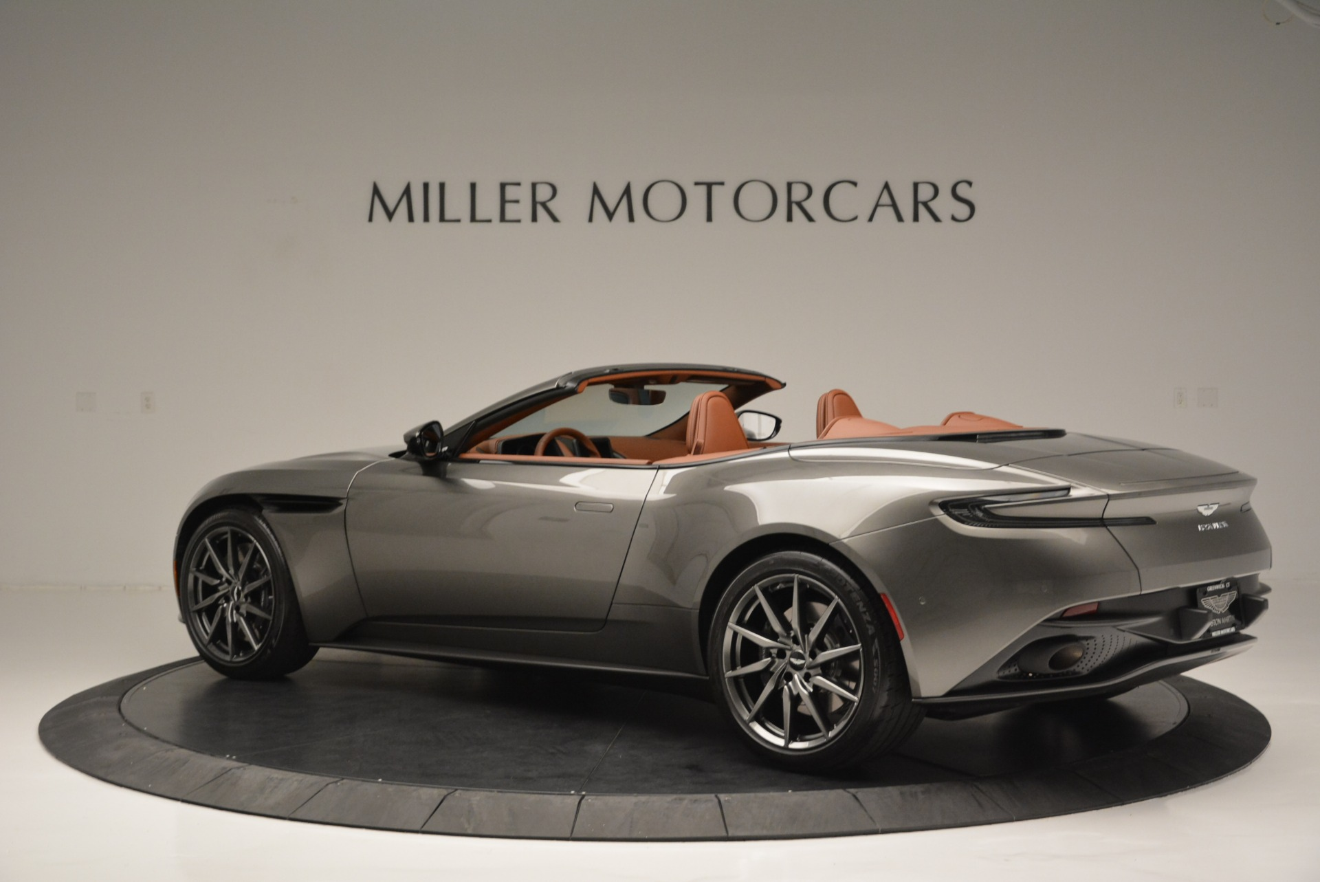 Used 2019 Aston Martin DB11 V8 Convertible For Sale In Greenwich, CT. Alfa Romeo of Greenwich, A1297B 2779_p4