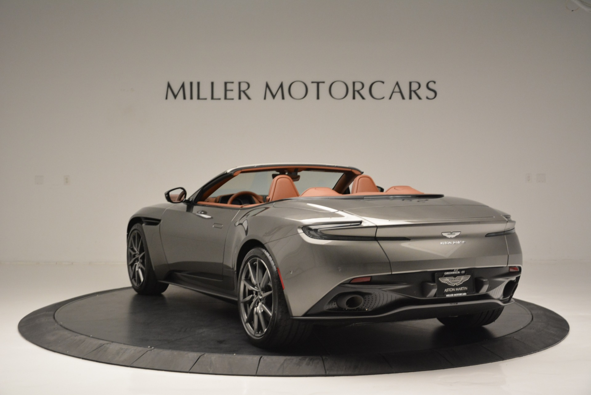 Used 2019 Aston Martin DB11 V8 Convertible For Sale In Greenwich, CT. Alfa Romeo of Greenwich, A1297B 2779_p5