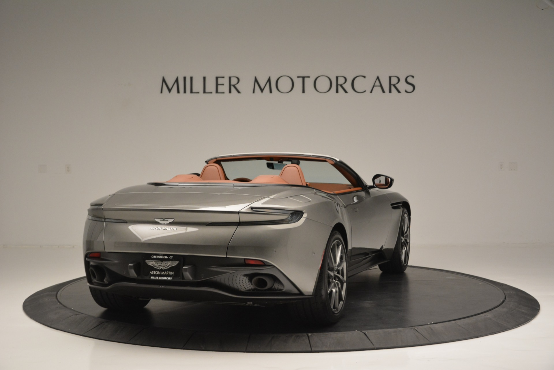 Used 2019 Aston Martin DB11 V8 Convertible For Sale In Greenwich, CT. Alfa Romeo of Greenwich, A1297B 2779_p7