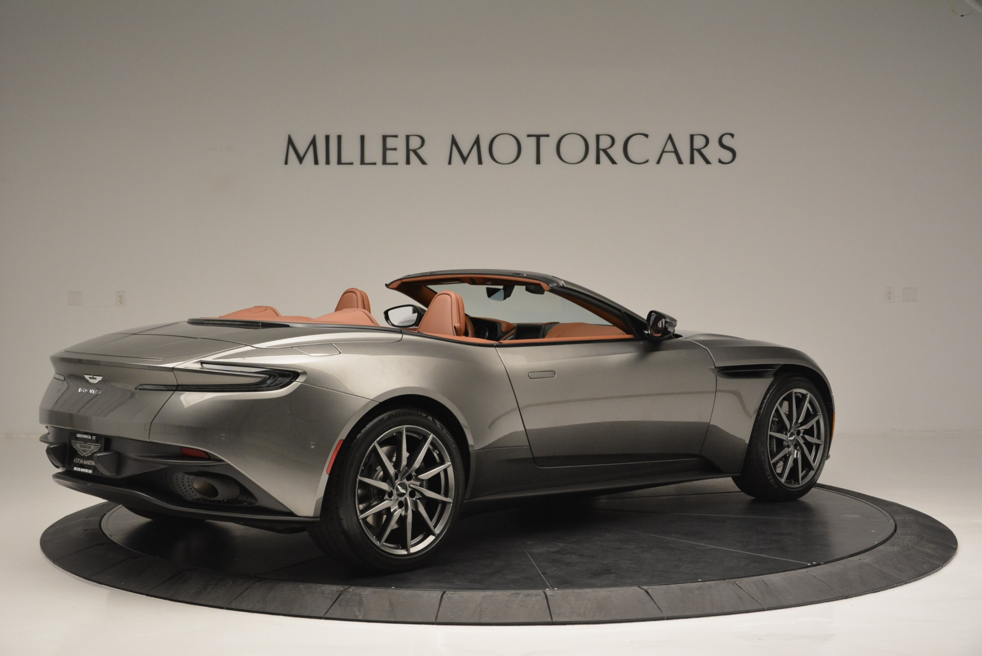 Used 2019 Aston Martin DB11 V8 Convertible For Sale In Greenwich, CT. Alfa Romeo of Greenwich, A1297B 2779_p8