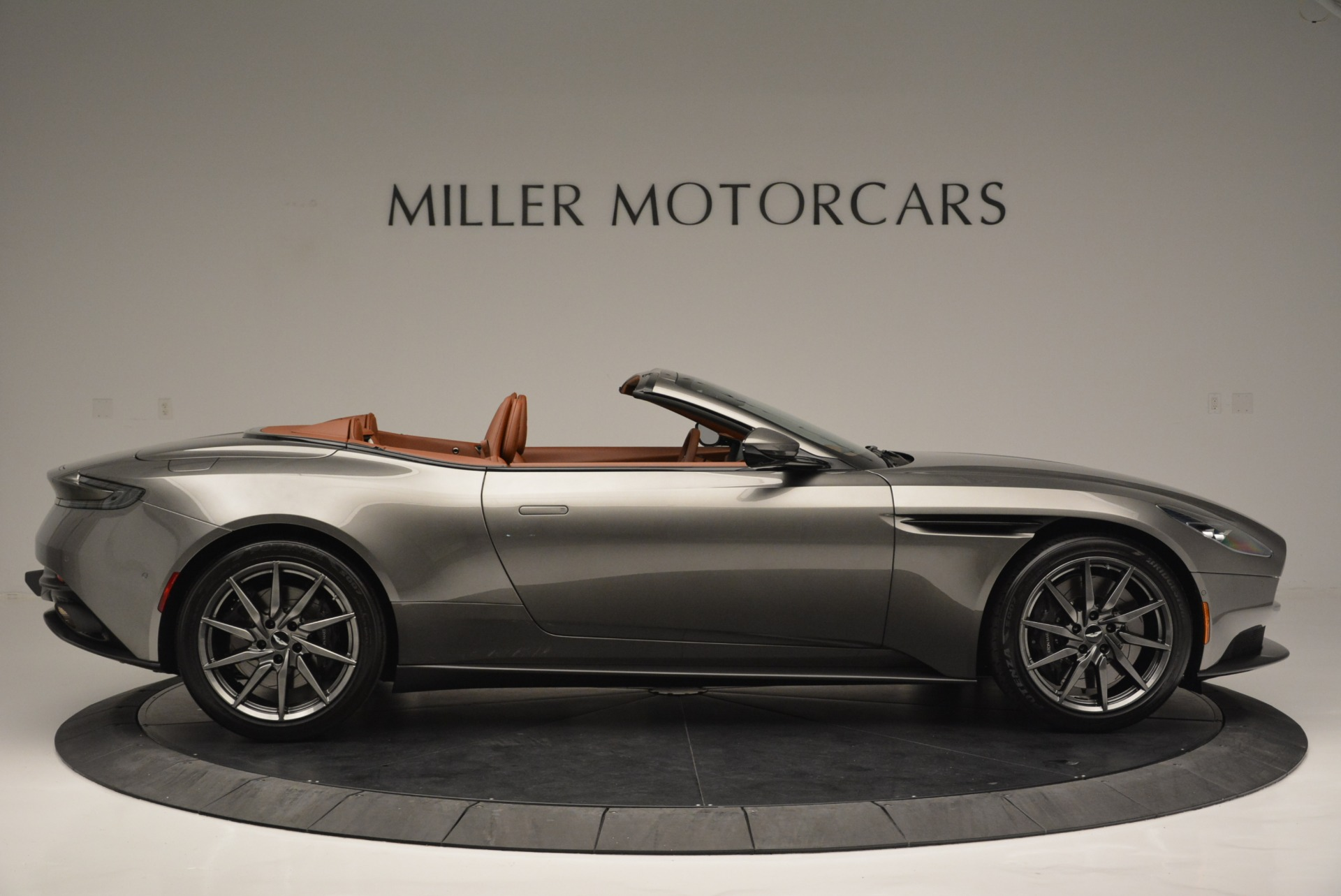 Used 2019 Aston Martin DB11 V8 Convertible For Sale In Greenwich, CT. Alfa Romeo of Greenwich, A1297B 2779_p9