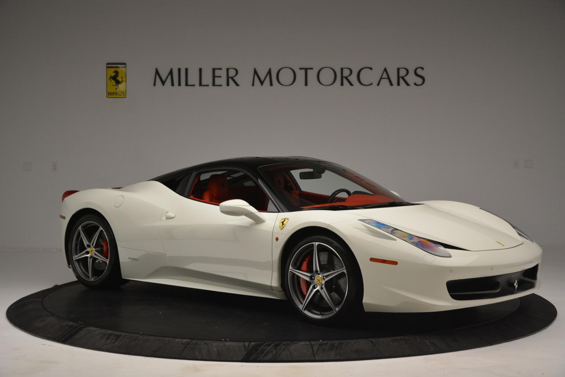 Used 2012 Ferrari 458 Italia  For Sale In Greenwich, CT. Alfa Romeo of Greenwich, 4525 2781_p10
