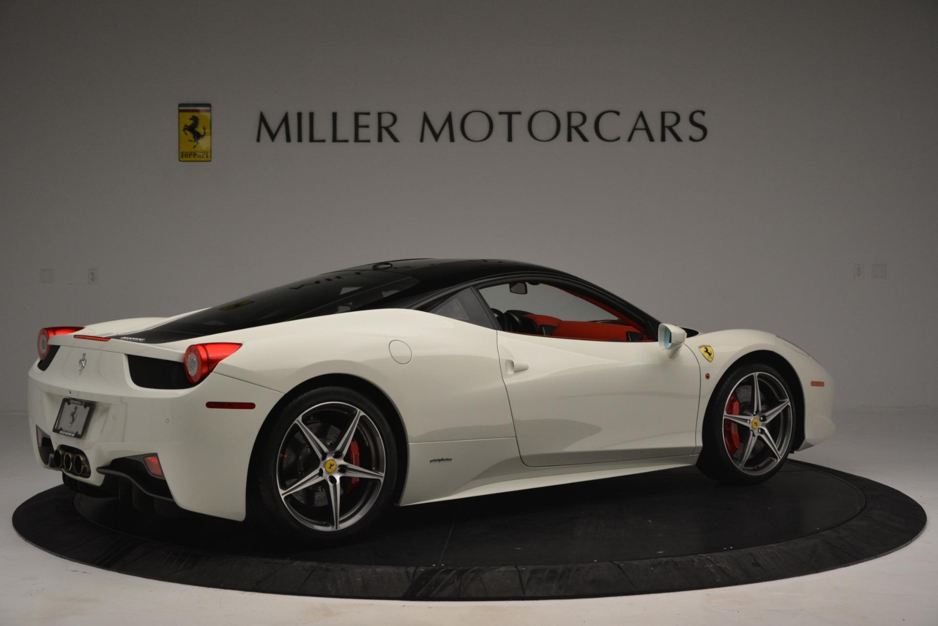 Used 2012 Ferrari 458 Italia  For Sale In Greenwich, CT. Alfa Romeo of Greenwich, 4525 2781_p8