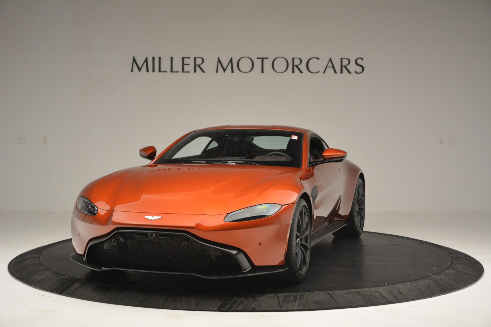 Used 2019 Aston Martin Vantage Coupe For Sale In Greenwich, CT. Alfa Romeo of Greenwich, A1342B 2784_main