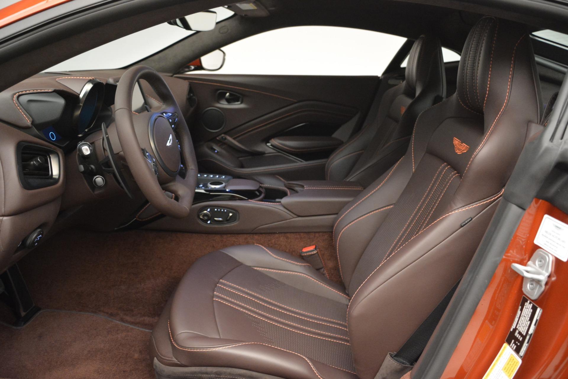 Used 2019 Aston Martin Vantage Coupe For Sale In Greenwich, CT. Alfa Romeo of Greenwich, A1342B 2784_p13