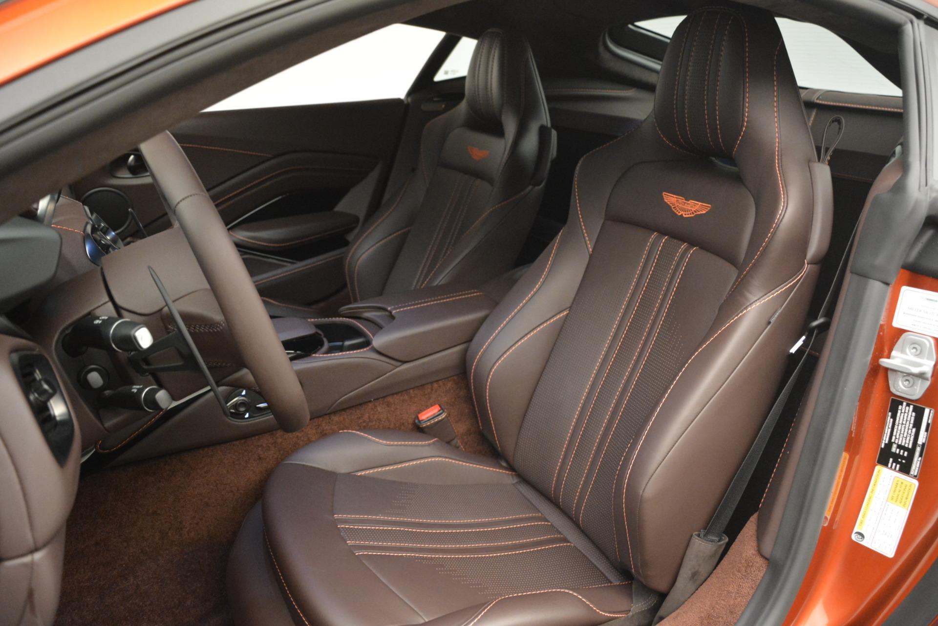 Used 2019 Aston Martin Vantage Coupe For Sale In Greenwich, CT. Alfa Romeo of Greenwich, A1342B 2784_p15