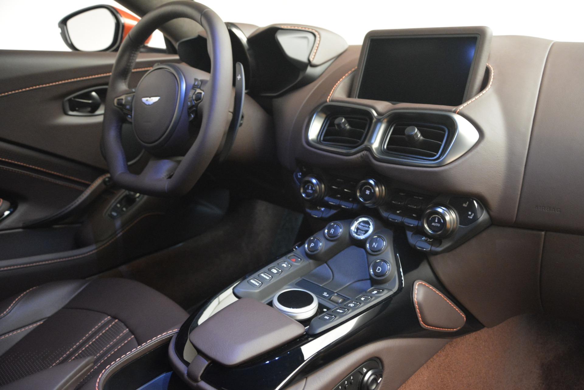 Used 2019 Aston Martin Vantage Coupe For Sale In Greenwich, CT. Alfa Romeo of Greenwich, A1342B 2784_p17