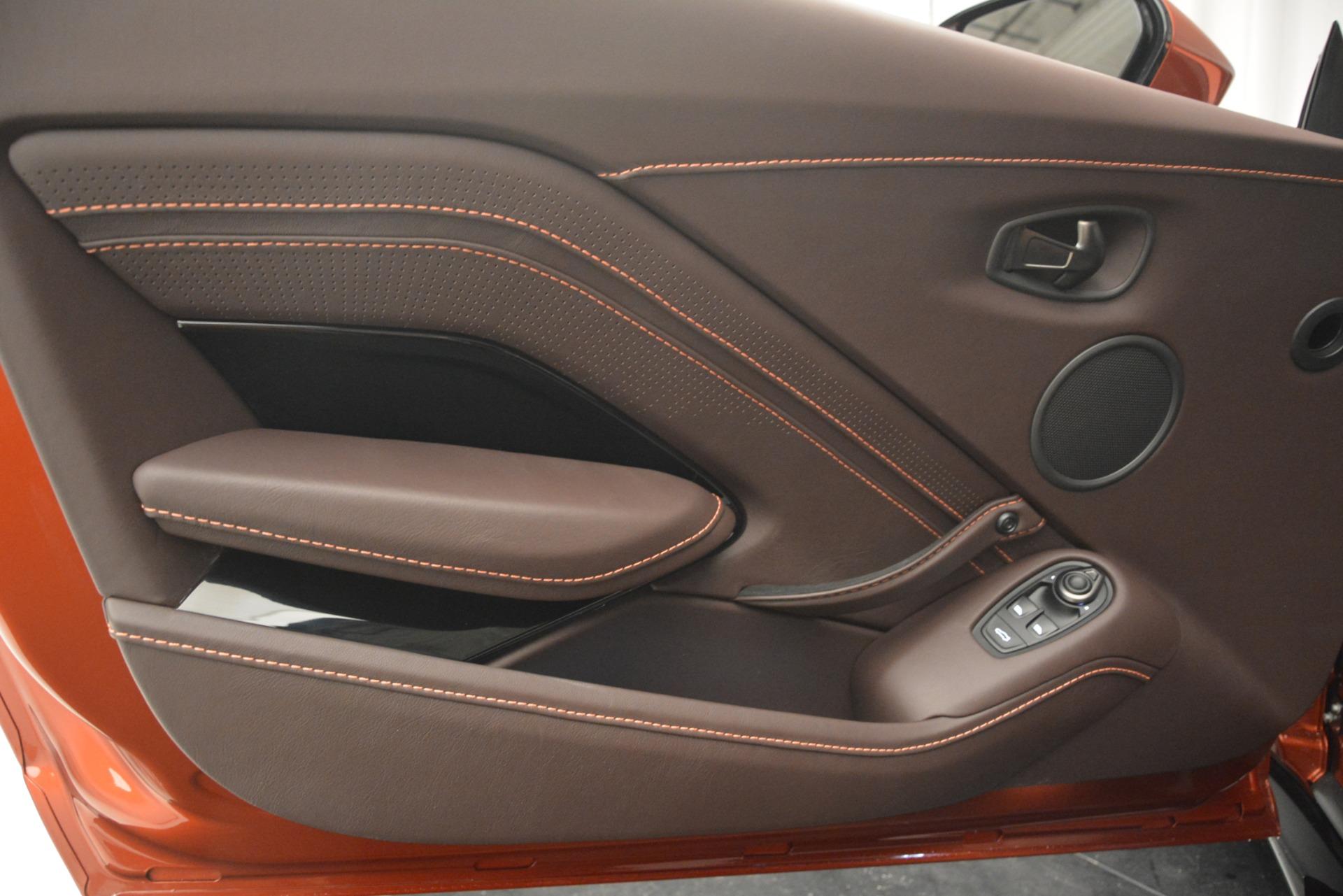 Used 2019 Aston Martin Vantage Coupe For Sale In Greenwich, CT. Alfa Romeo of Greenwich, A1342B 2784_p18
