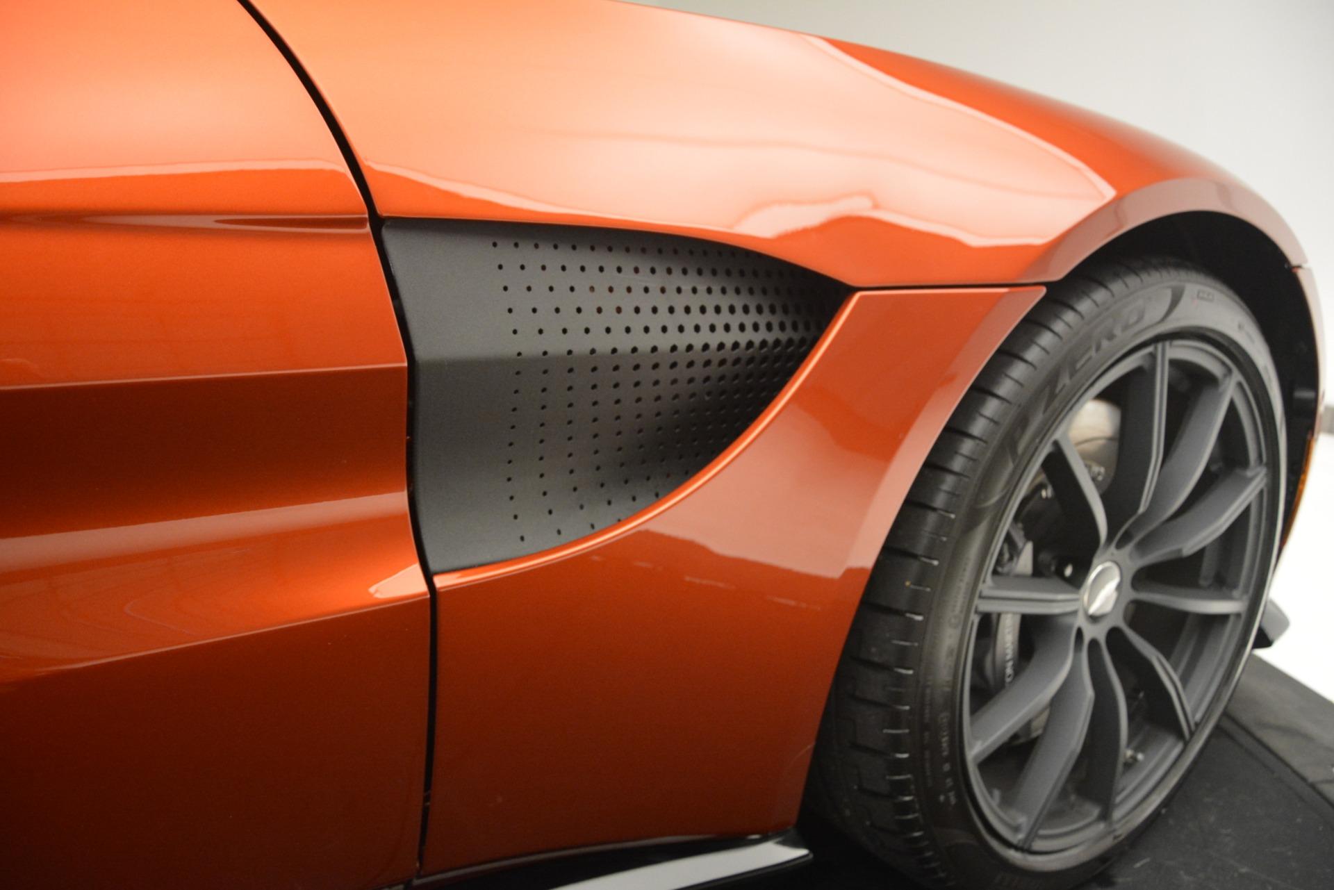 Used 2019 Aston Martin Vantage Coupe For Sale In Greenwich, CT. Alfa Romeo of Greenwich, A1342B 2784_p20