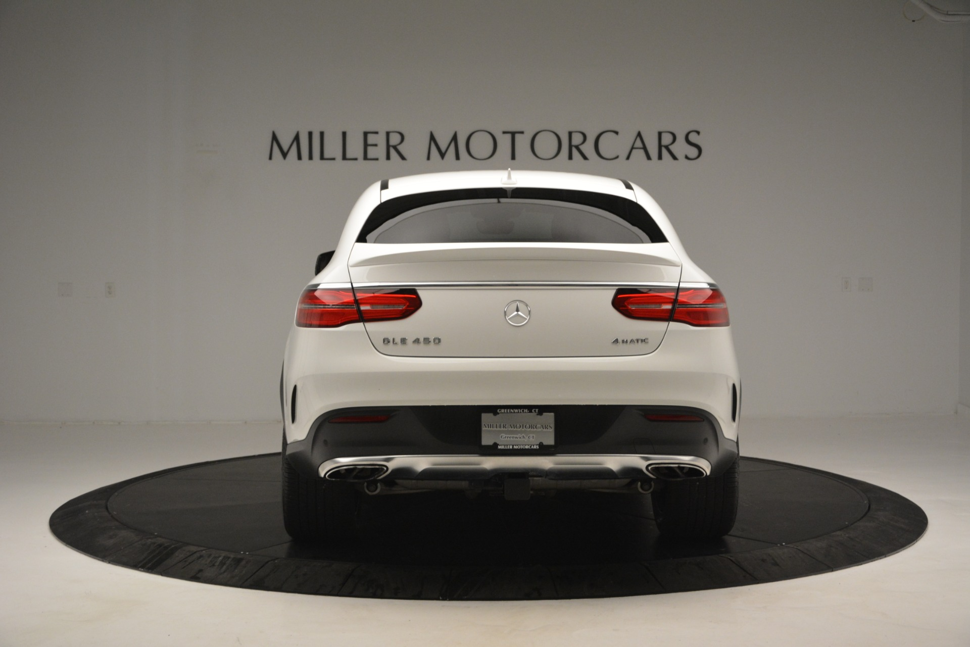 Used 2016 Mercedes-Benz GLE 450 AMG Coupe 4MATIC For Sale In Greenwich, CT. Alfa Romeo of Greenwich, W655A 2787_p6