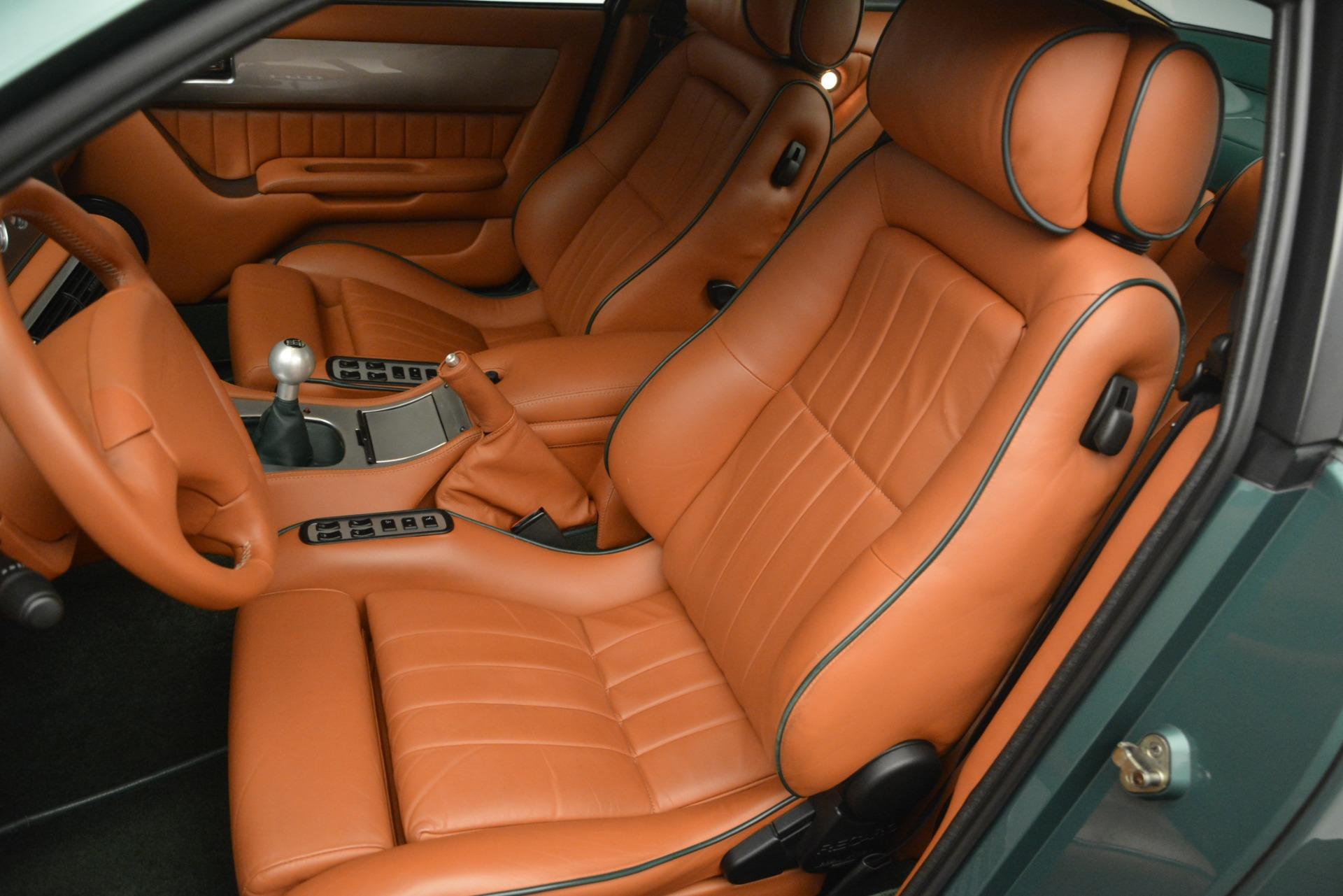 Used 1999 Aston Martin V8 Vantage Le Mans V600 Coupe For Sale In Greenwich, CT. Alfa Romeo of Greenwich, 7449C 2789_p17