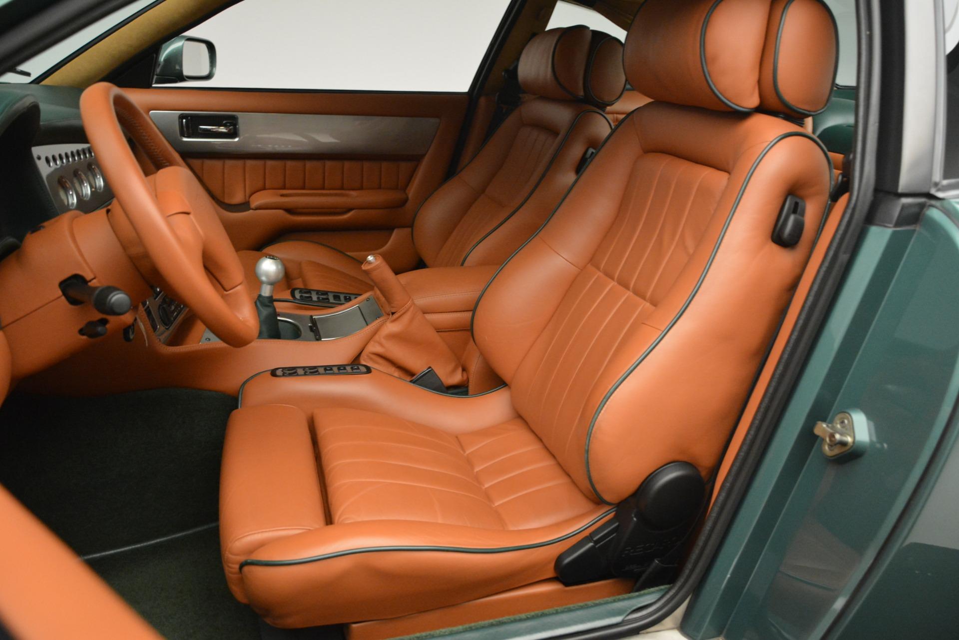 Used 1999 Aston Martin V8 Vantage Le Mans V600 Coupe For Sale In Greenwich, CT. Alfa Romeo of Greenwich, 7449C 2789_p18