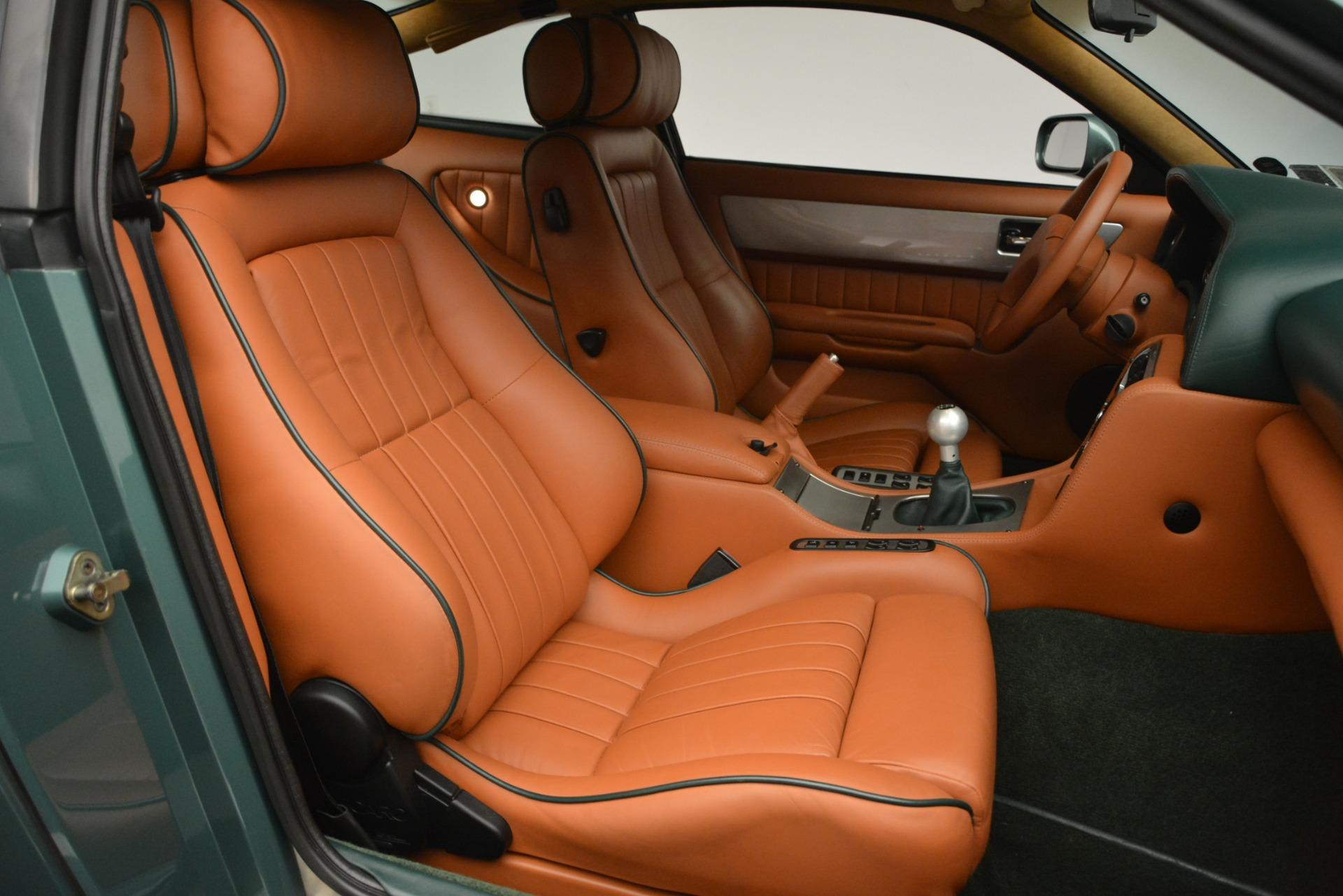 Used 1999 Aston Martin V8 Vantage Le Mans V600 Coupe For Sale In Greenwich, CT. Alfa Romeo of Greenwich, 7449C 2789_p27