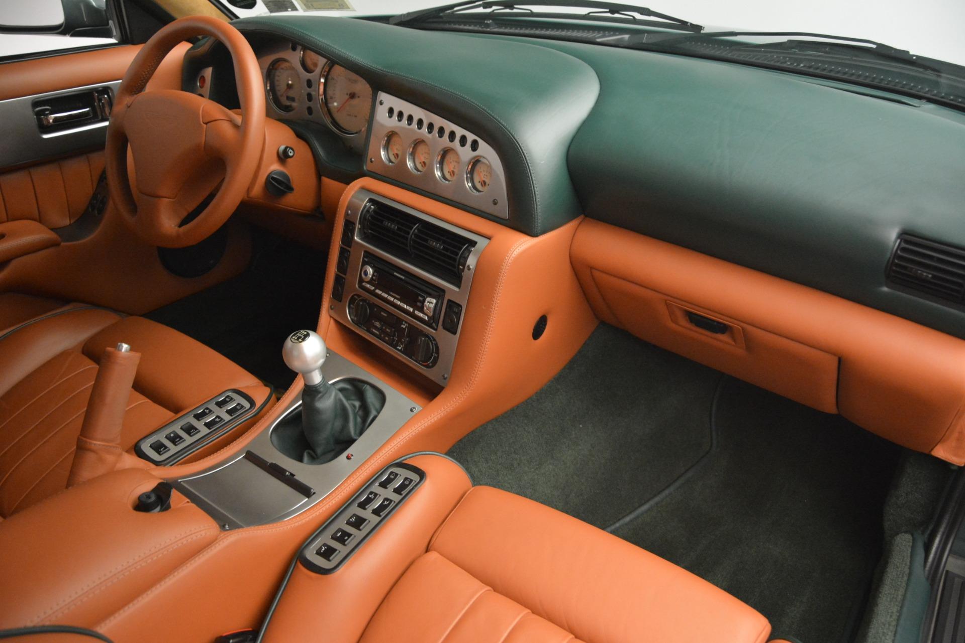 Used 1999 Aston Martin V8 Vantage Le Mans V600 Coupe For Sale In Greenwich, CT. Alfa Romeo of Greenwich, 7449C 2789_p28