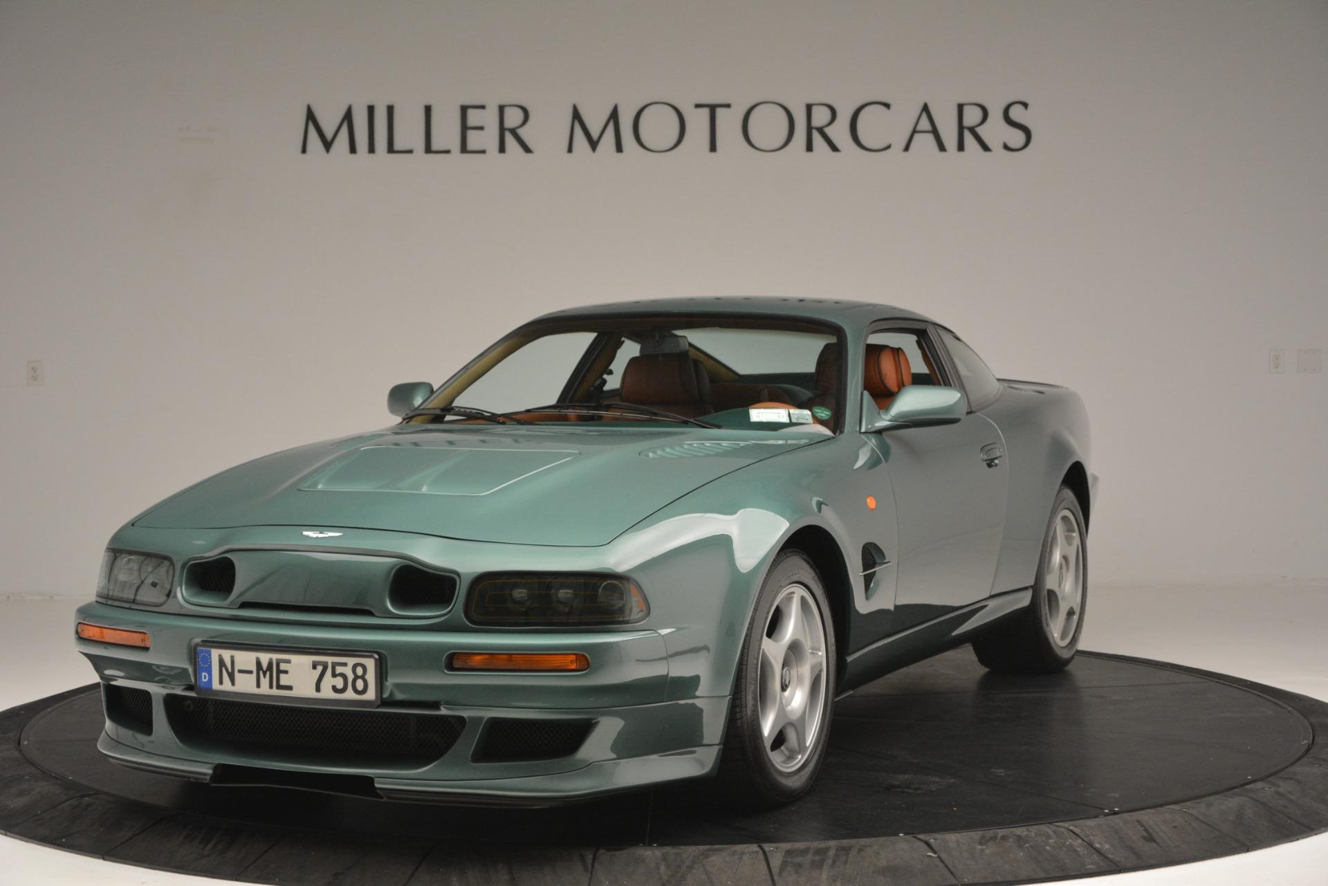 Used 1999 Aston Martin V8 Vantage Le Mans V600 Coupe For Sale In Greenwich, CT. Alfa Romeo of Greenwich, 7449C 2789_p2