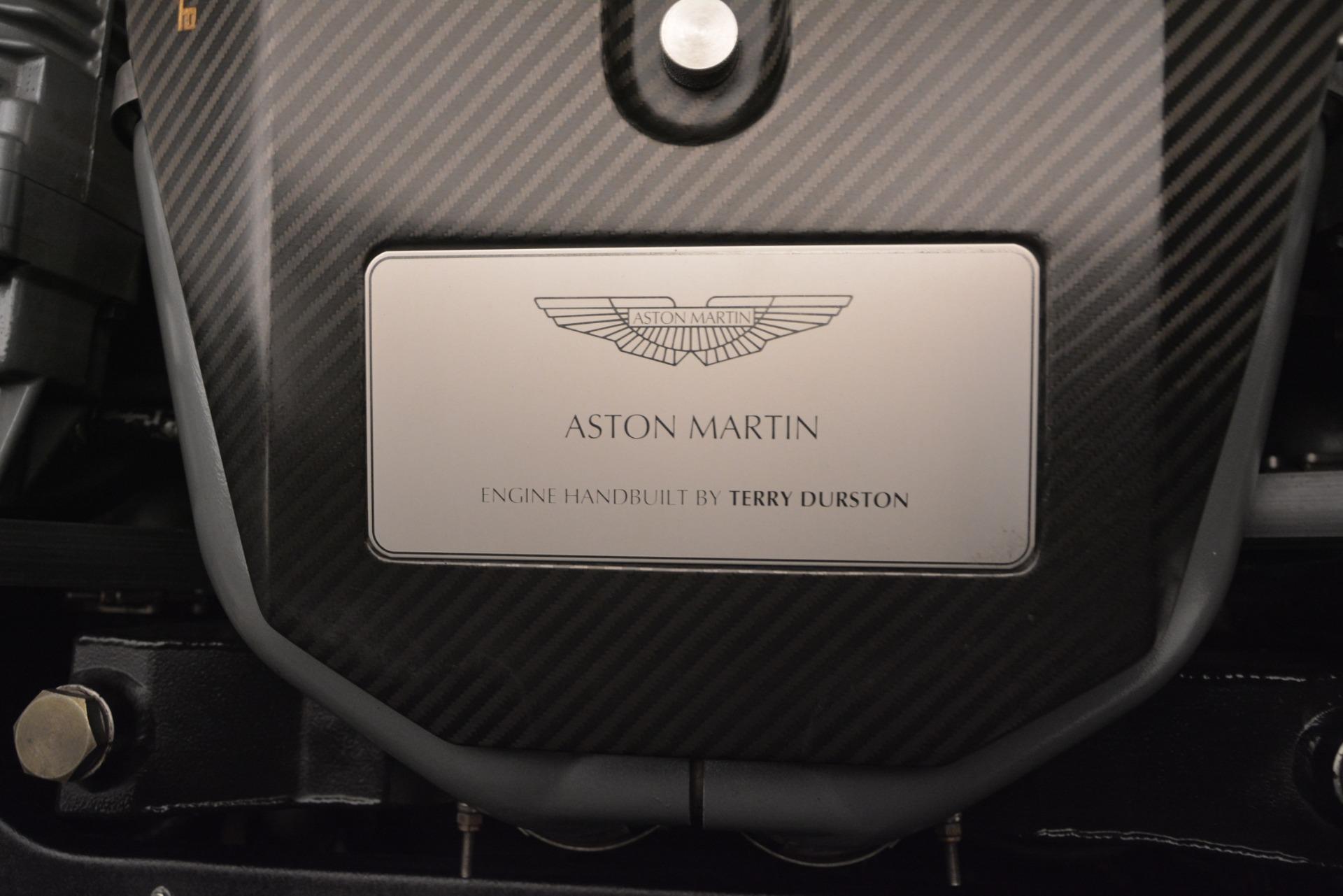 Used 1999 Aston Martin V8 Vantage Le Mans V600 Coupe For Sale In Greenwich, CT. Alfa Romeo of Greenwich, 7449C 2789_p31