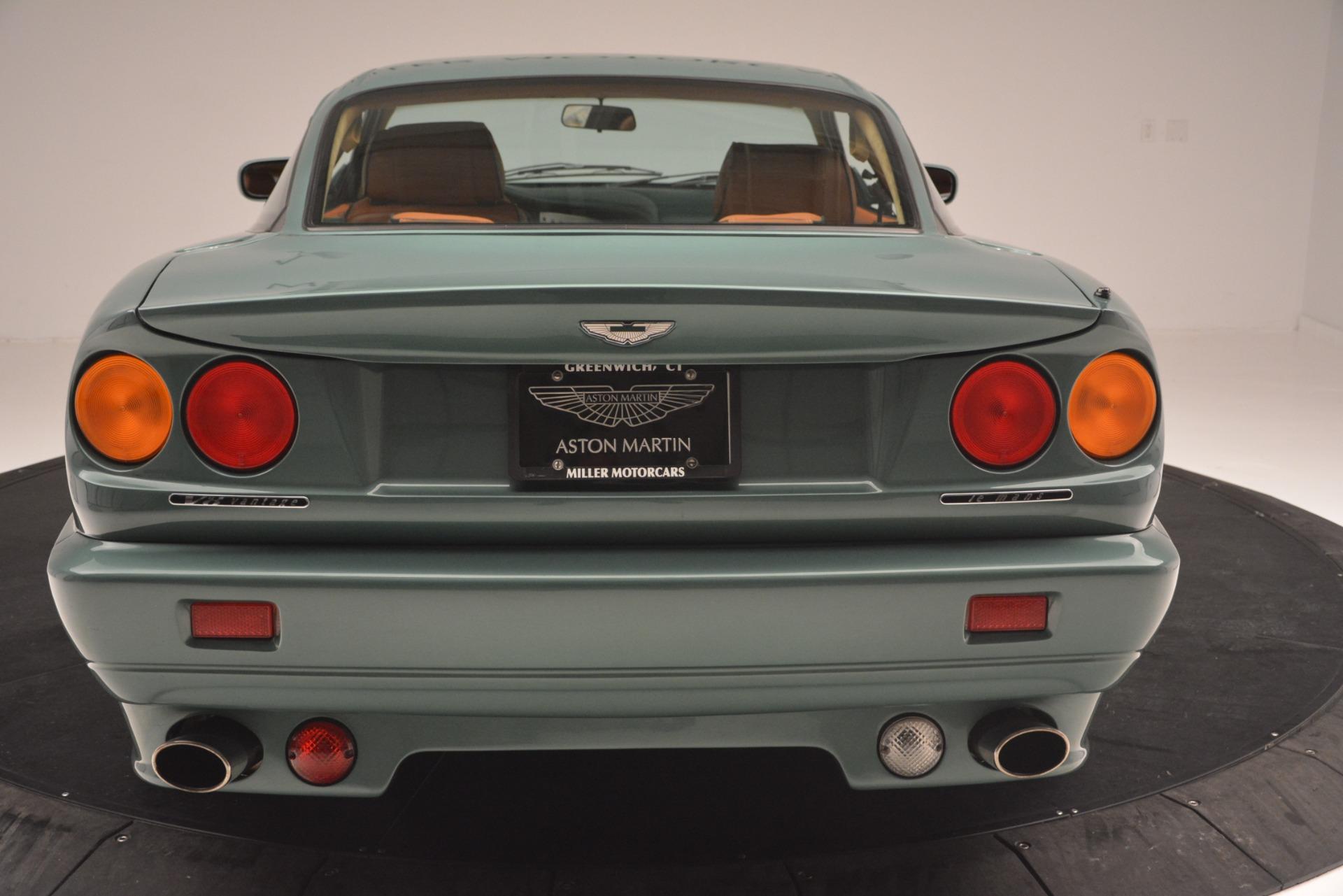 Used 1999 Aston Martin V8 Vantage Le Mans V600 Coupe For Sale In Greenwich, CT. Alfa Romeo of Greenwich, 7449C 2789_p42