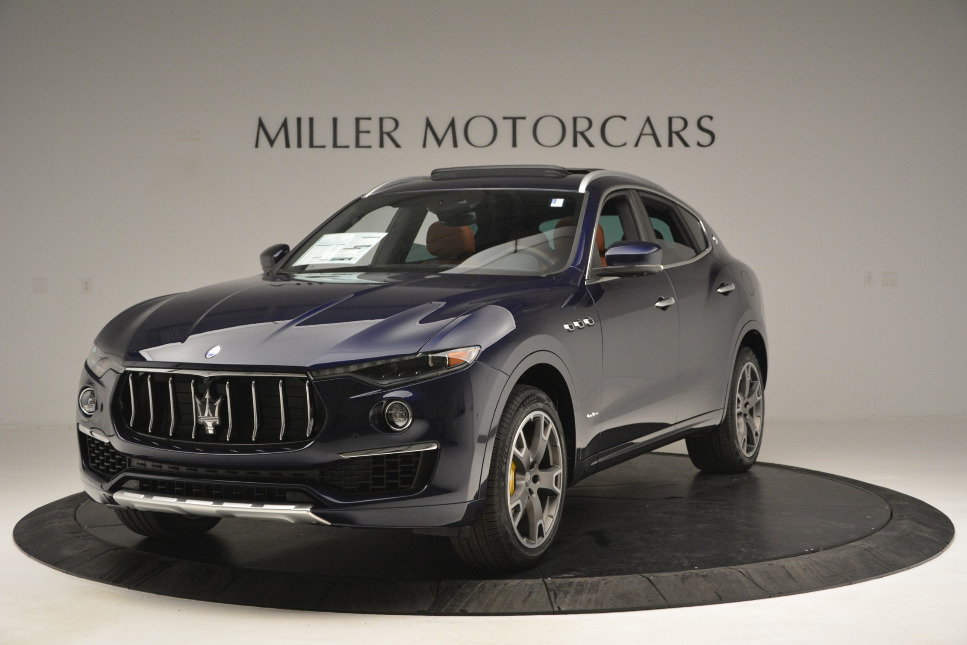 New 2019 Maserati Levante S Q4 GranLusso For Sale In Greenwich, CT. Alfa Romeo of Greenwich, M2241