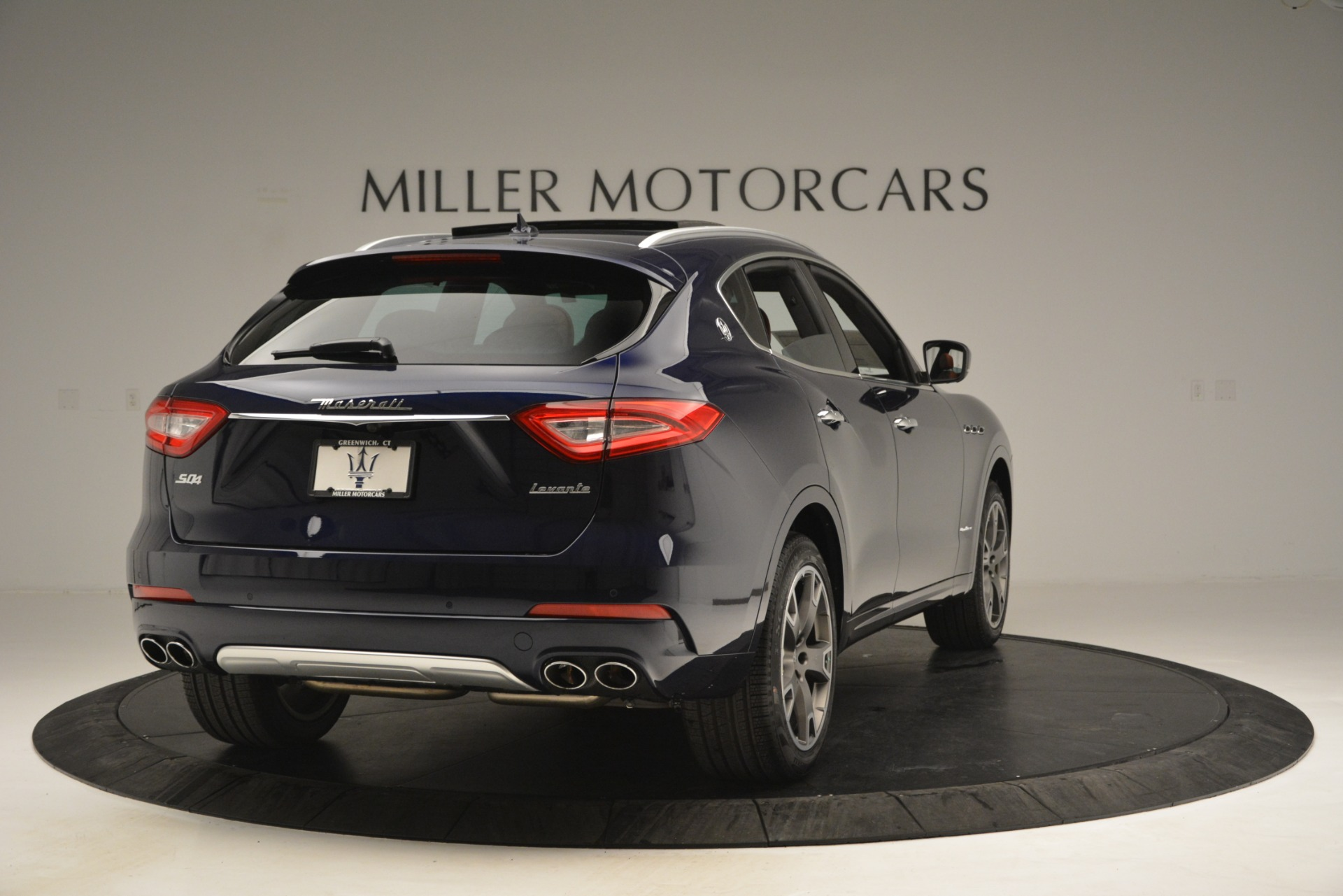 New 2019 Maserati Levante S Q4 GranLusso For Sale In Greenwich, CT. Alfa Romeo of Greenwich, M2241 2791_p11