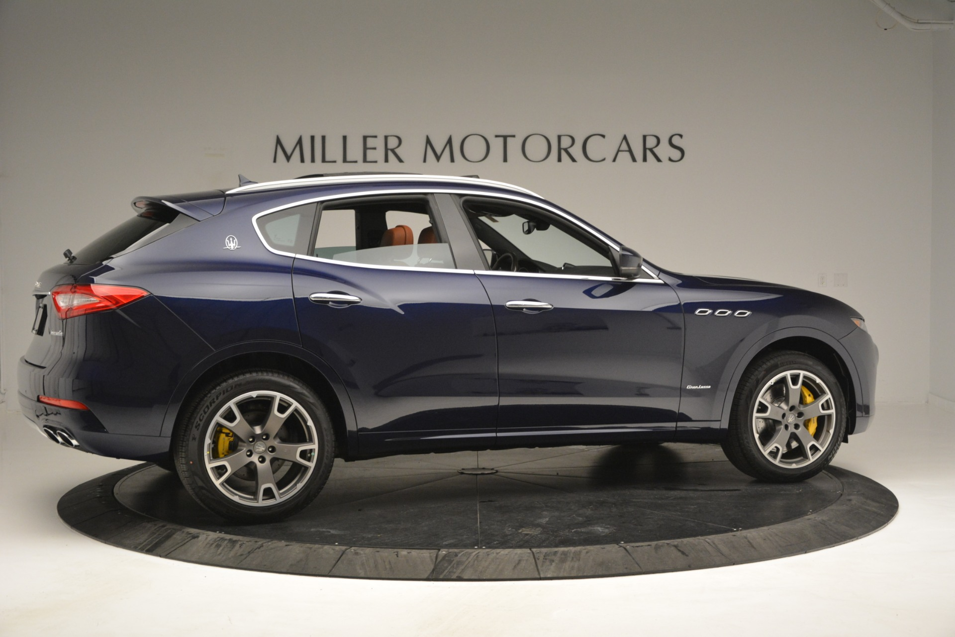 New 2019 Maserati Levante S Q4 GranLusso For Sale In Greenwich, CT. Alfa Romeo of Greenwich, M2241 2791_p13