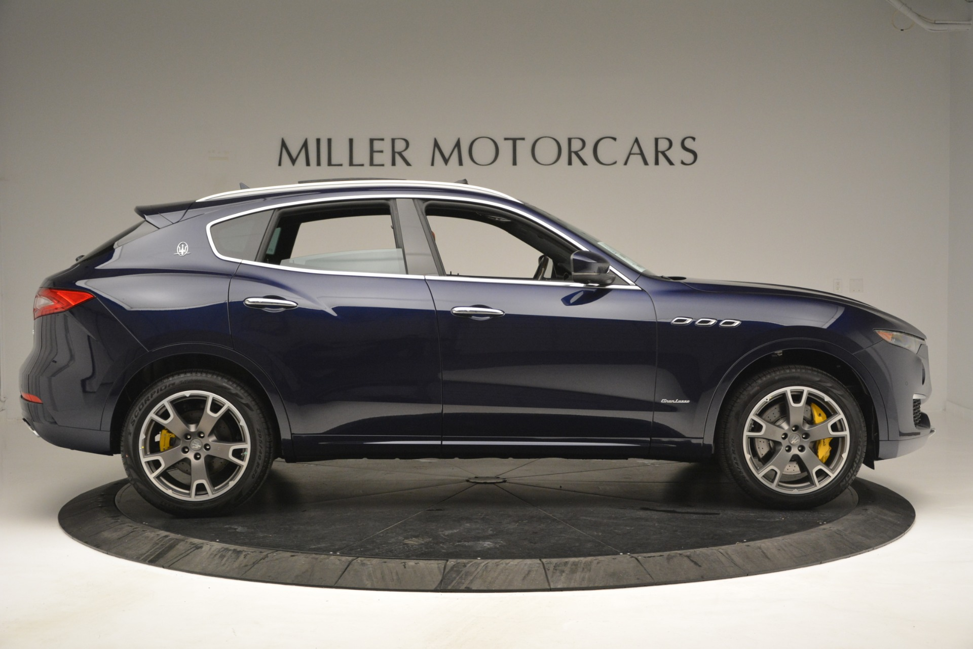New 2019 Maserati Levante S Q4 GranLusso For Sale In Greenwich, CT. Alfa Romeo of Greenwich, M2241 2791_p14