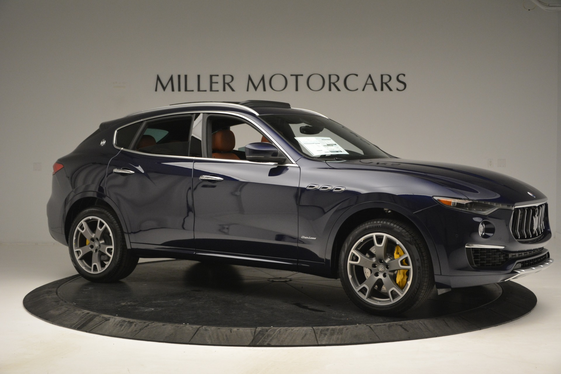 New 2019 Maserati Levante S Q4 GranLusso For Sale In Greenwich, CT. Alfa Romeo of Greenwich, M2241 2791_p15