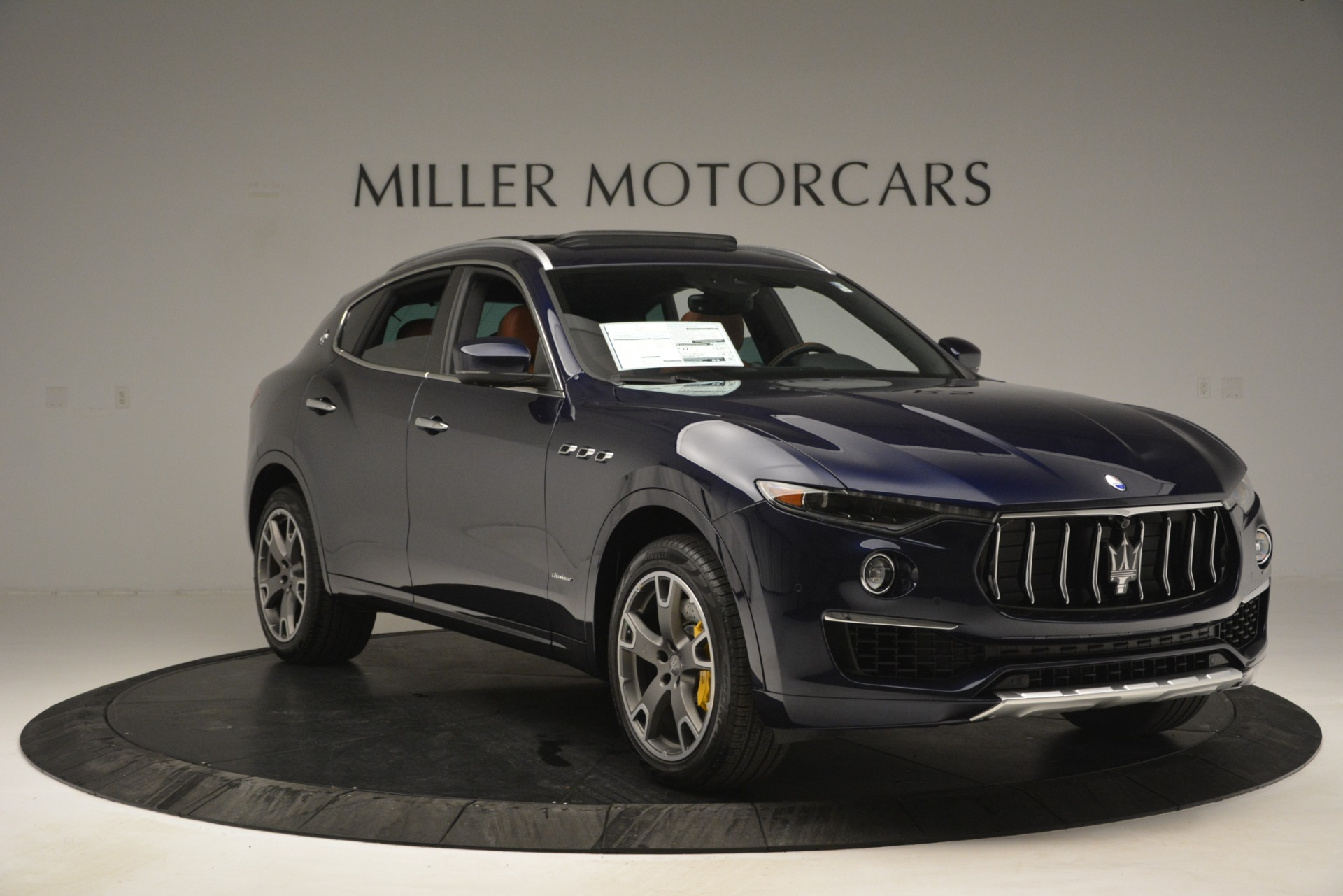 New 2019 Maserati Levante S Q4 GranLusso For Sale In Greenwich, CT. Alfa Romeo of Greenwich, M2241 2791_p16