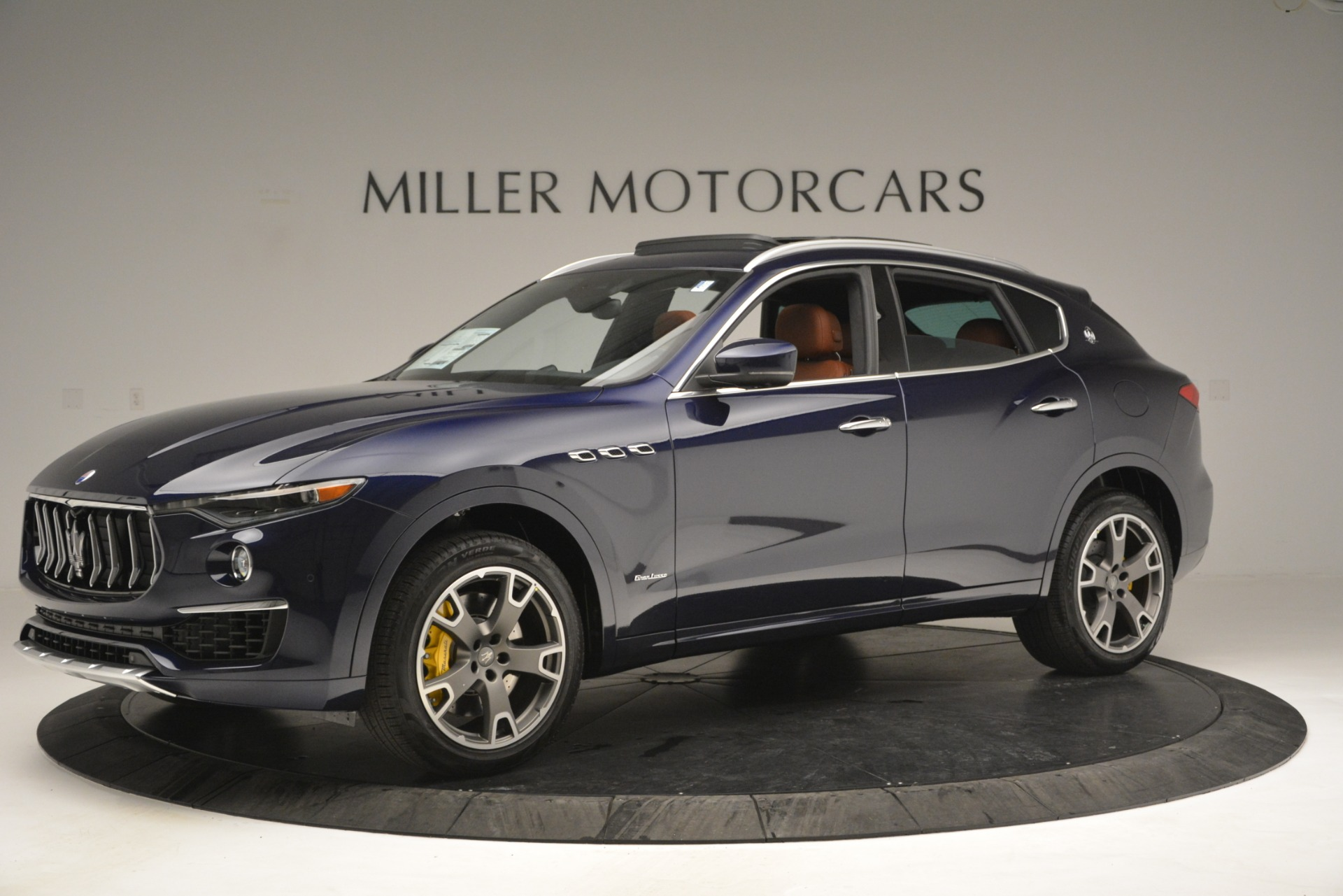 New 2019 Maserati Levante S Q4 GranLusso For Sale In Greenwich, CT. Alfa Romeo of Greenwich, M2241 2791_p2